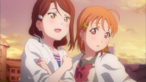 高海千歌と桜内梨子