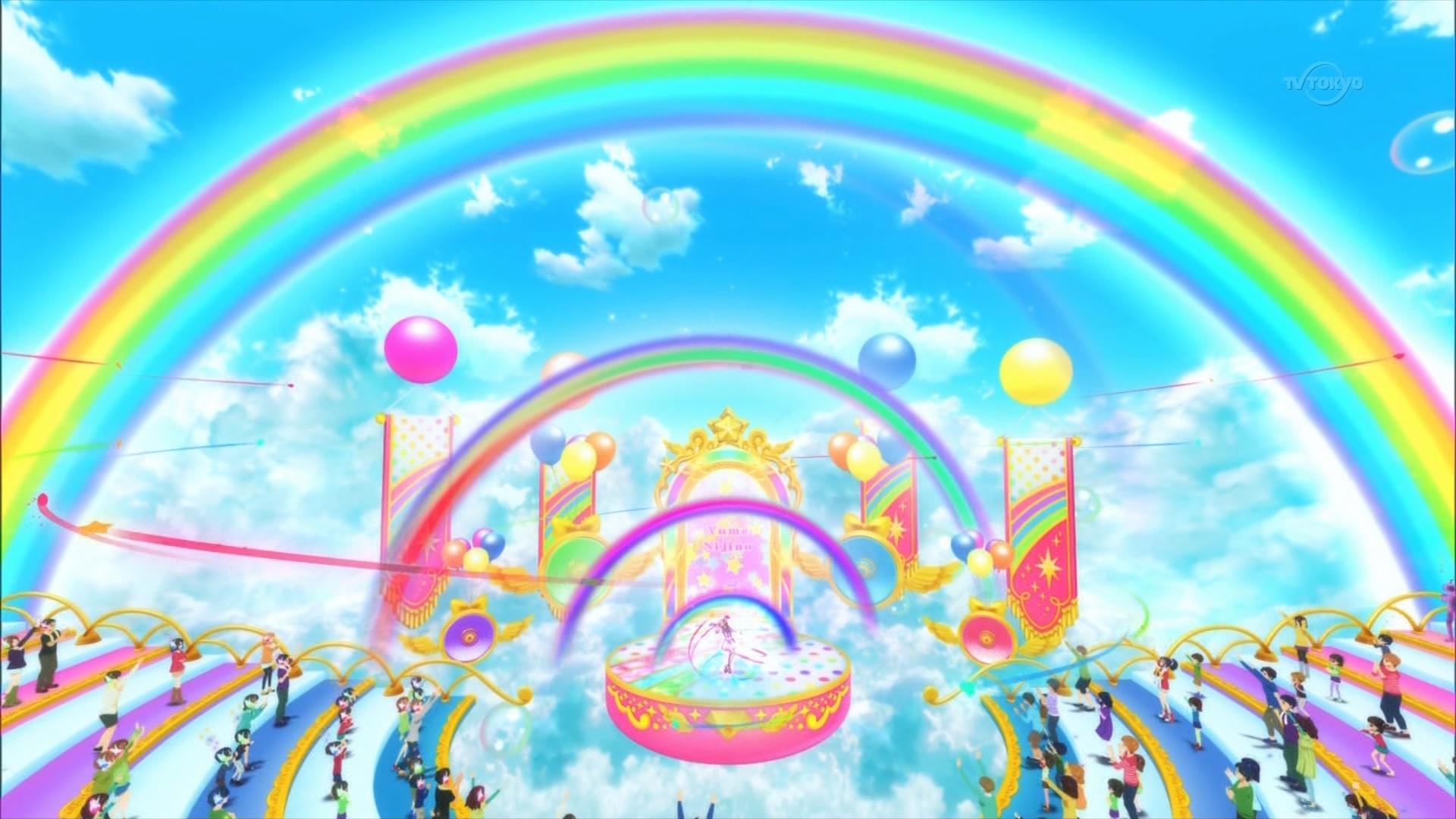 虹野ゆめのオーラ