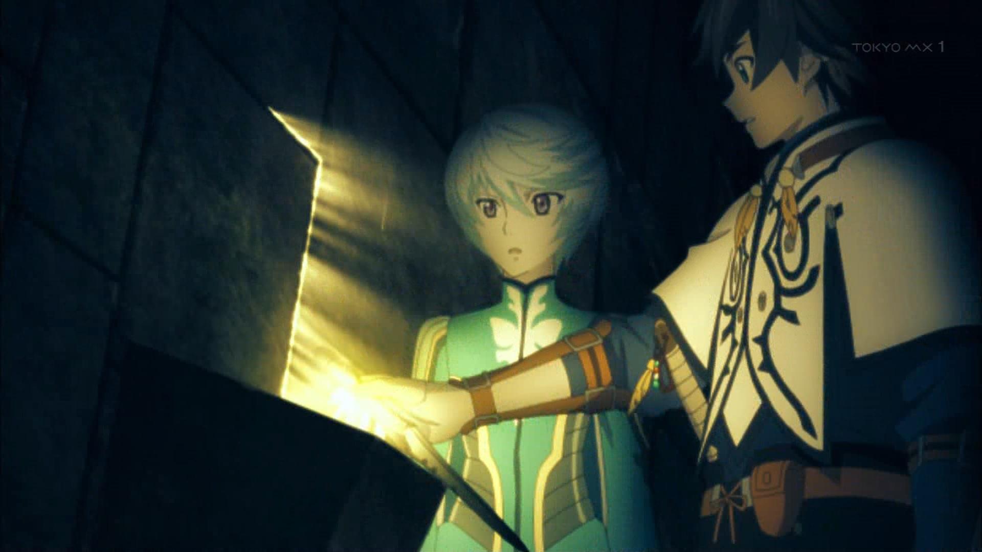 アリーシャからの短剣でダンジョンの謎を解くスレイ達