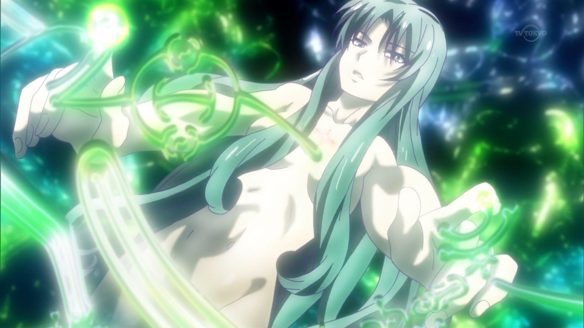 裸のアリヤ