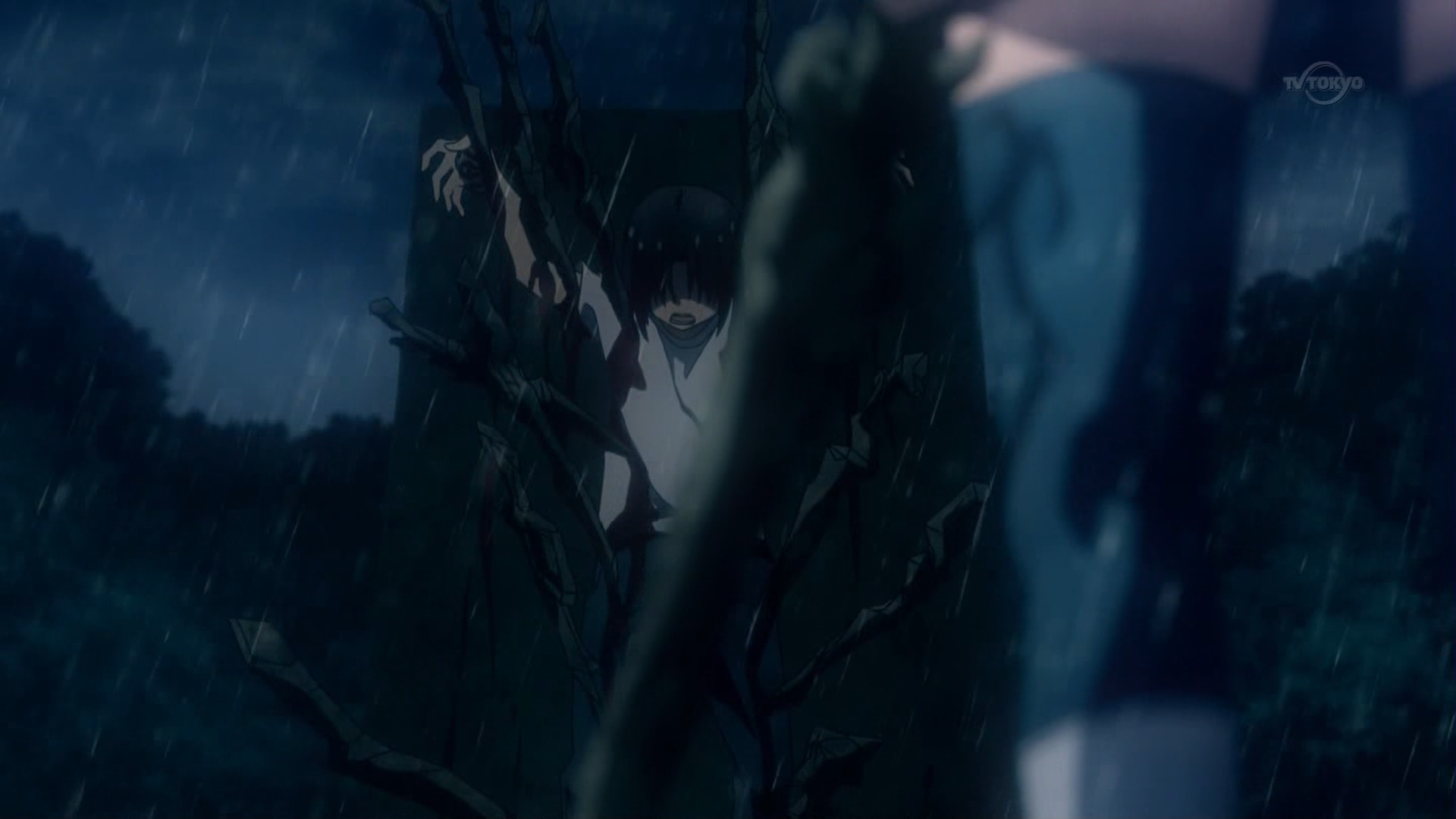 アリヤに拷問されるセーギ