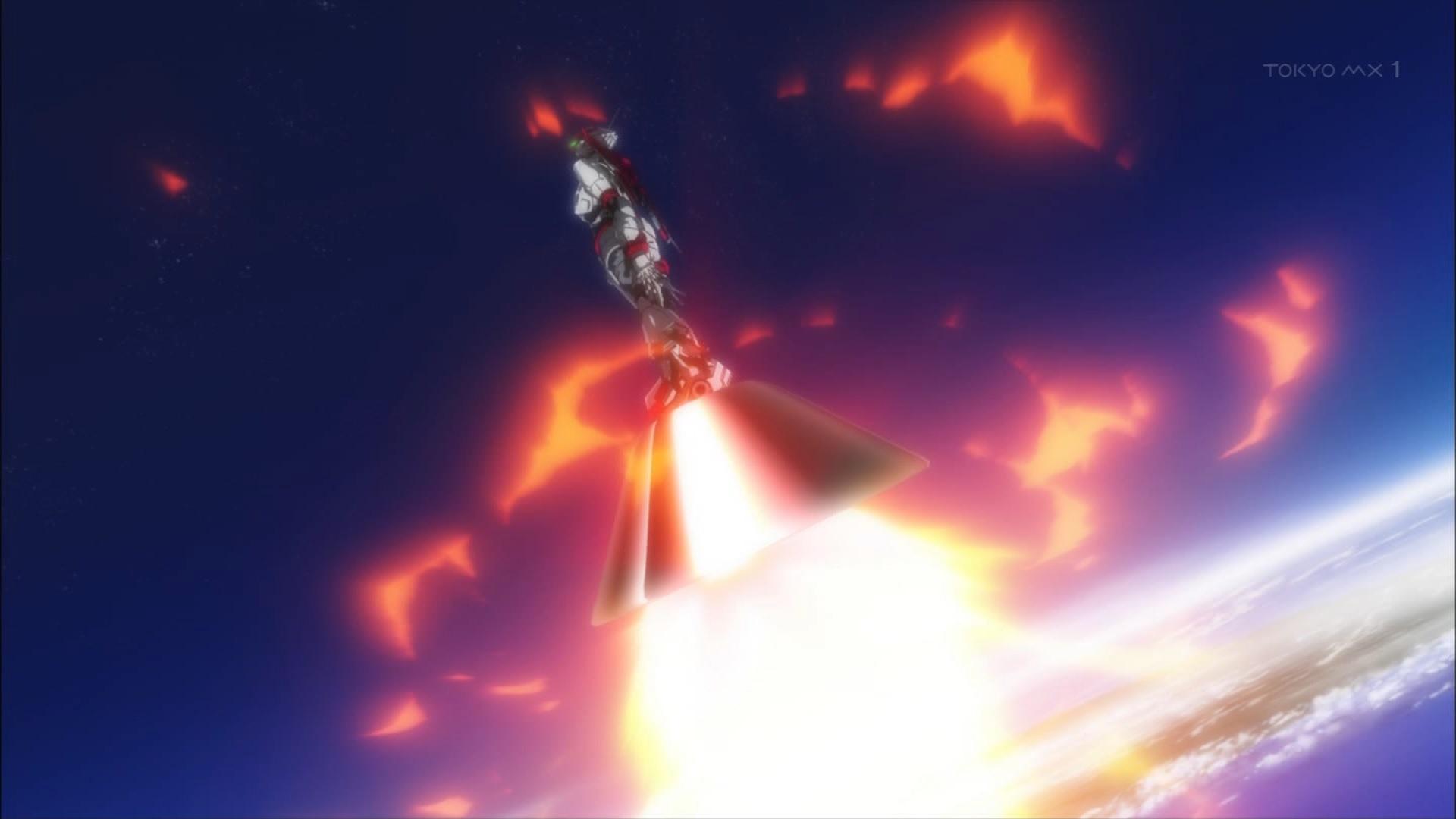 宇宙に行くオスカー2