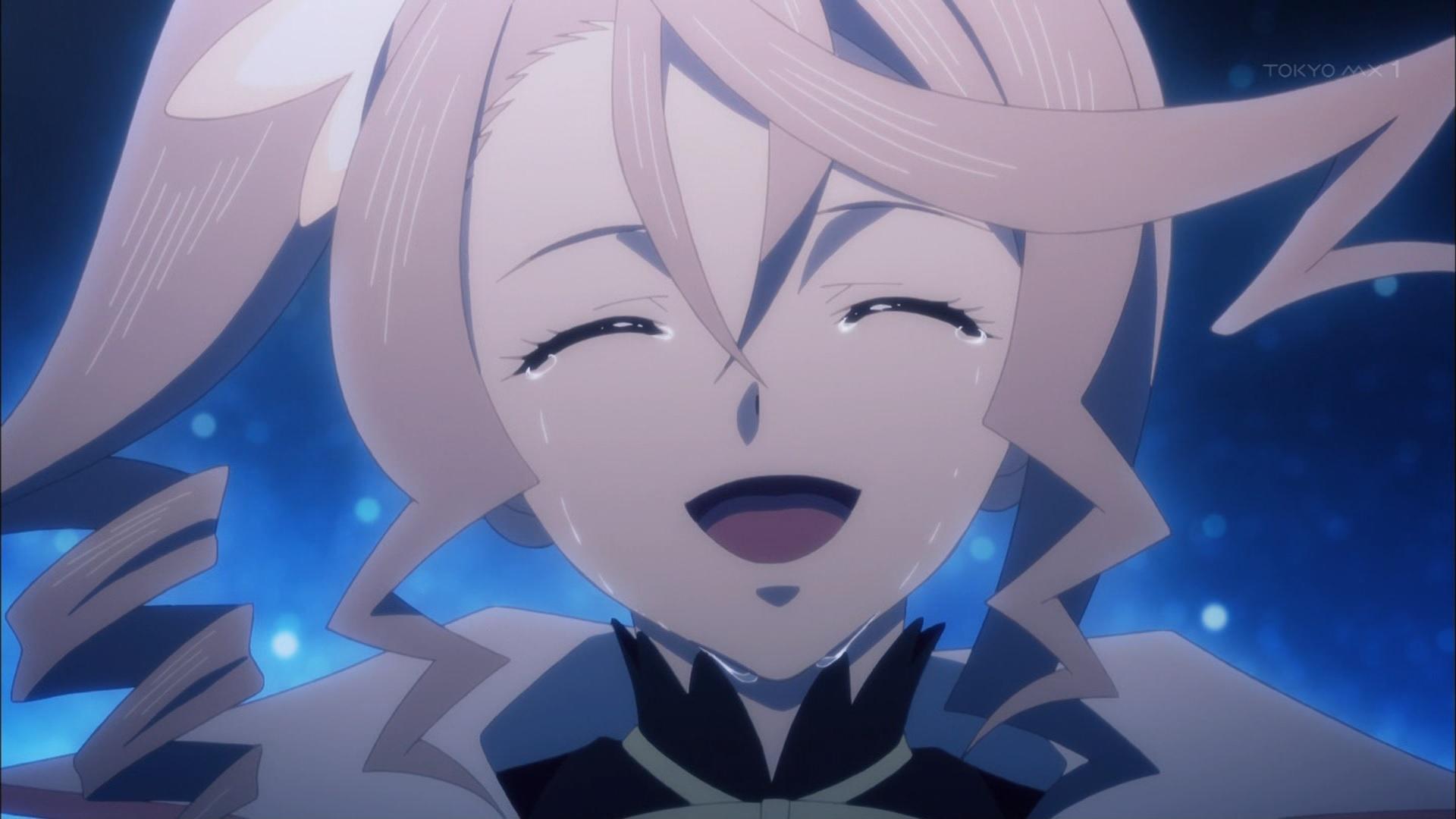 笑顔のアリーシャ