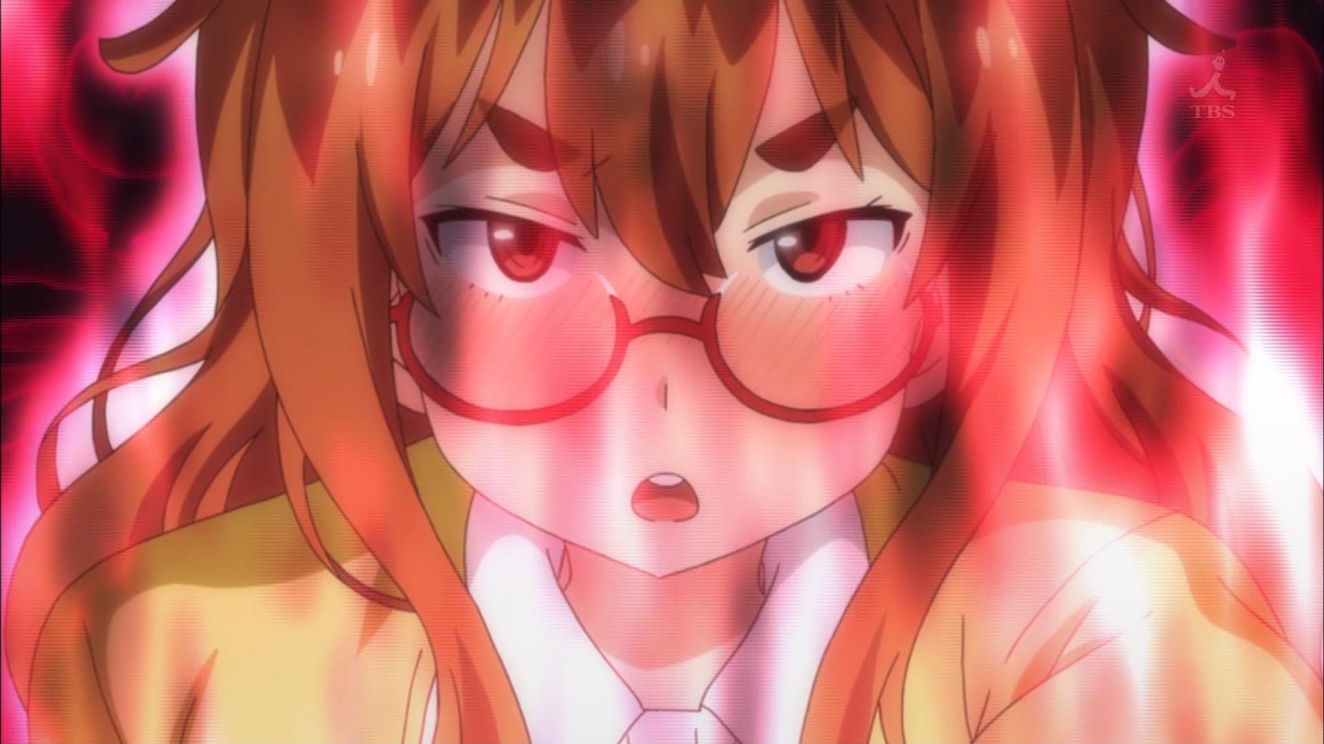 怒る夢子先生