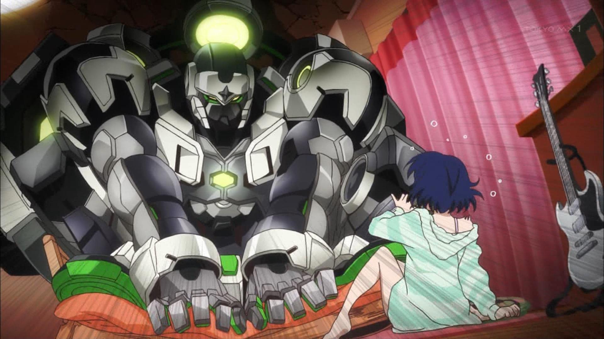 シアンとロボット(第1話)