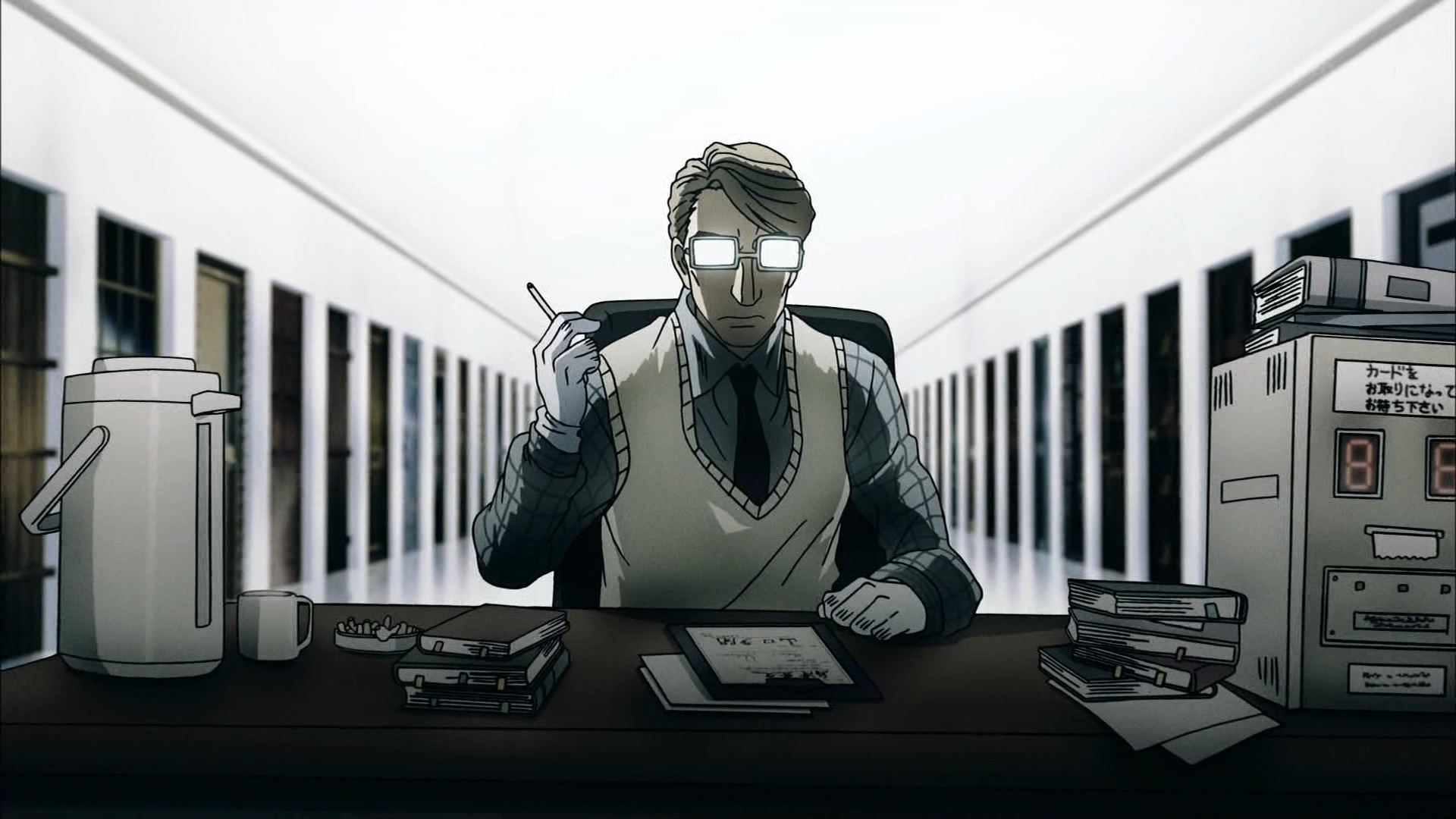 謎の男(第1話)