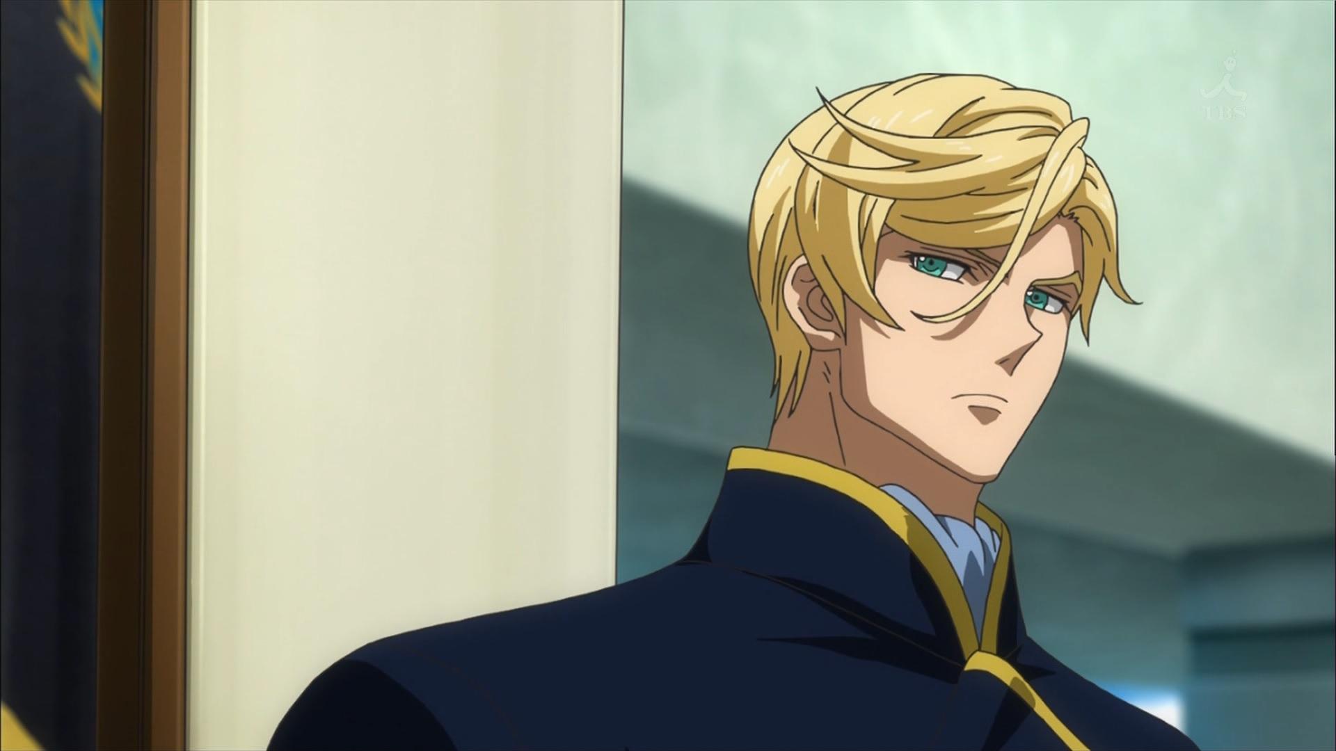 マクギリス(第26話)