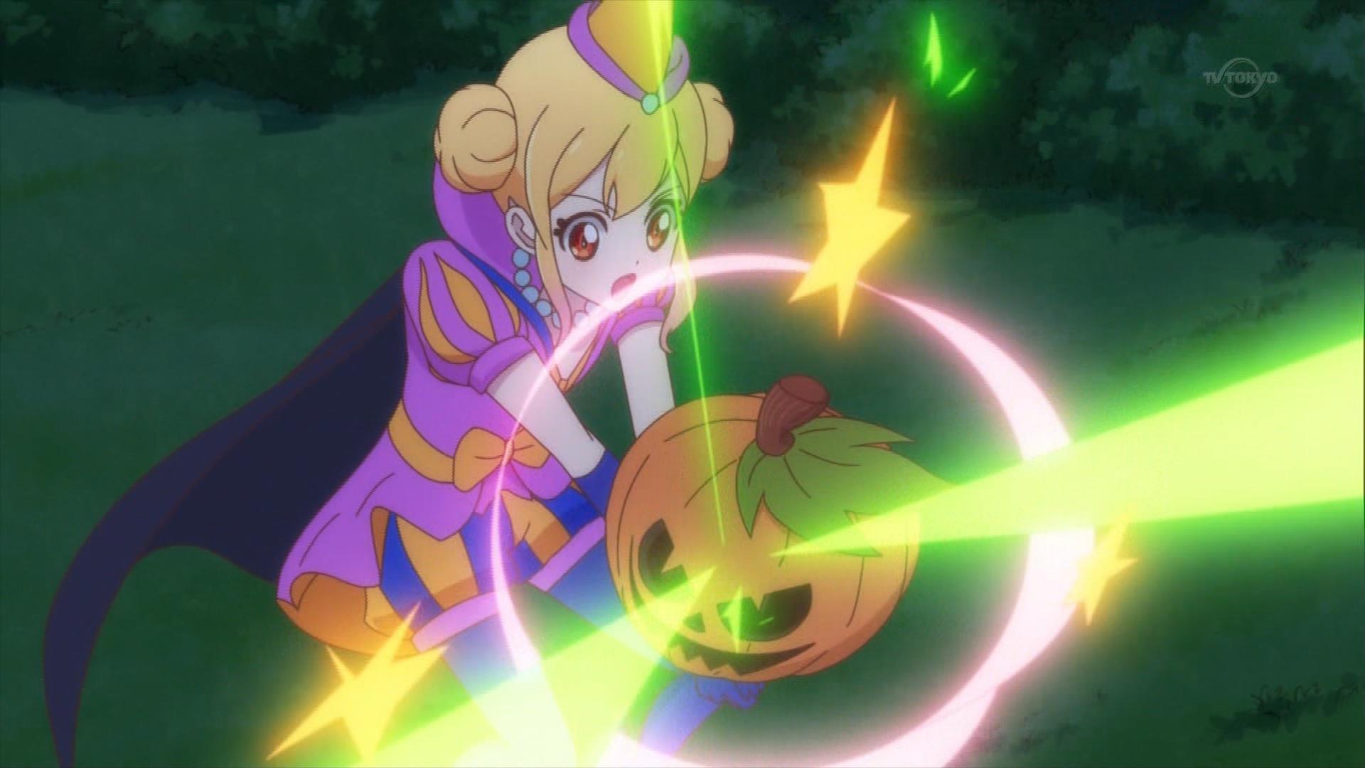 かぼちゃを返すゆめちゃん(第28話)