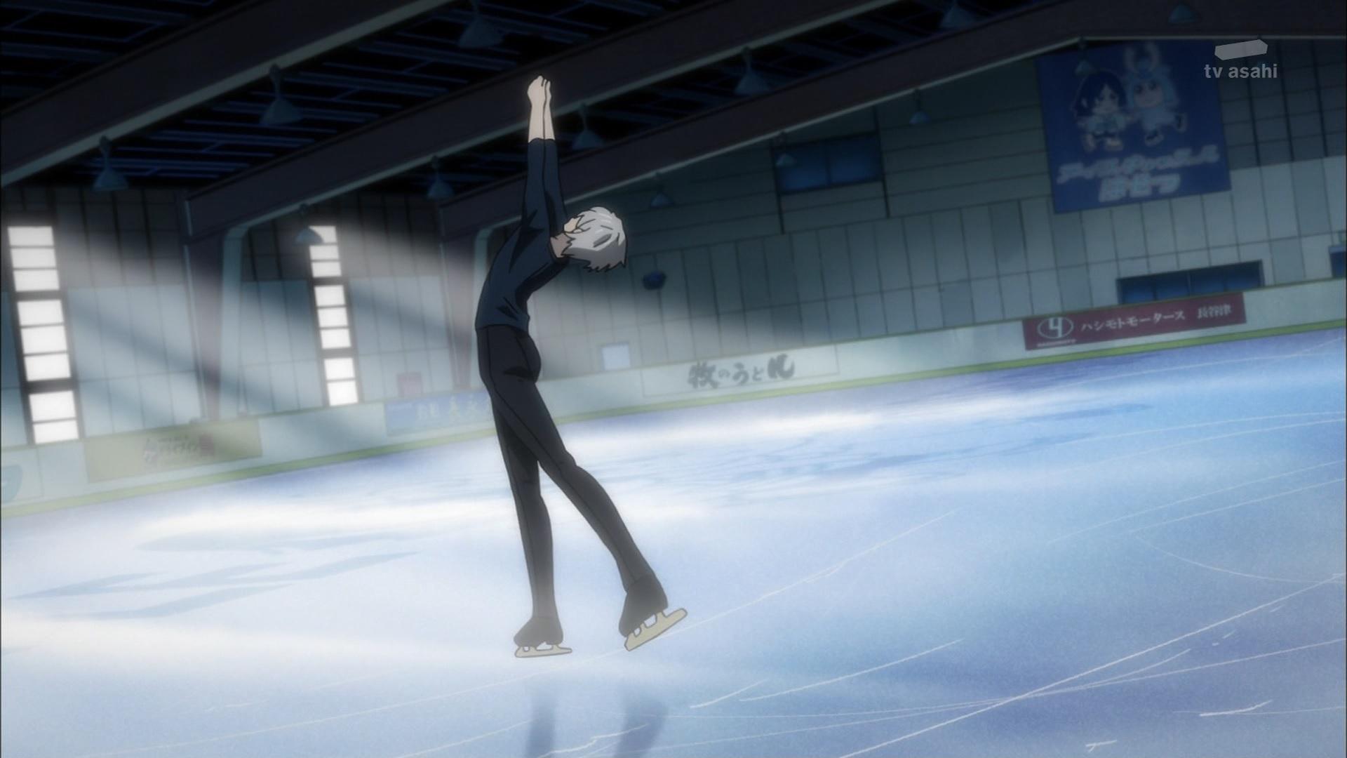 アガペーを踊るヴィクトル(第3話)