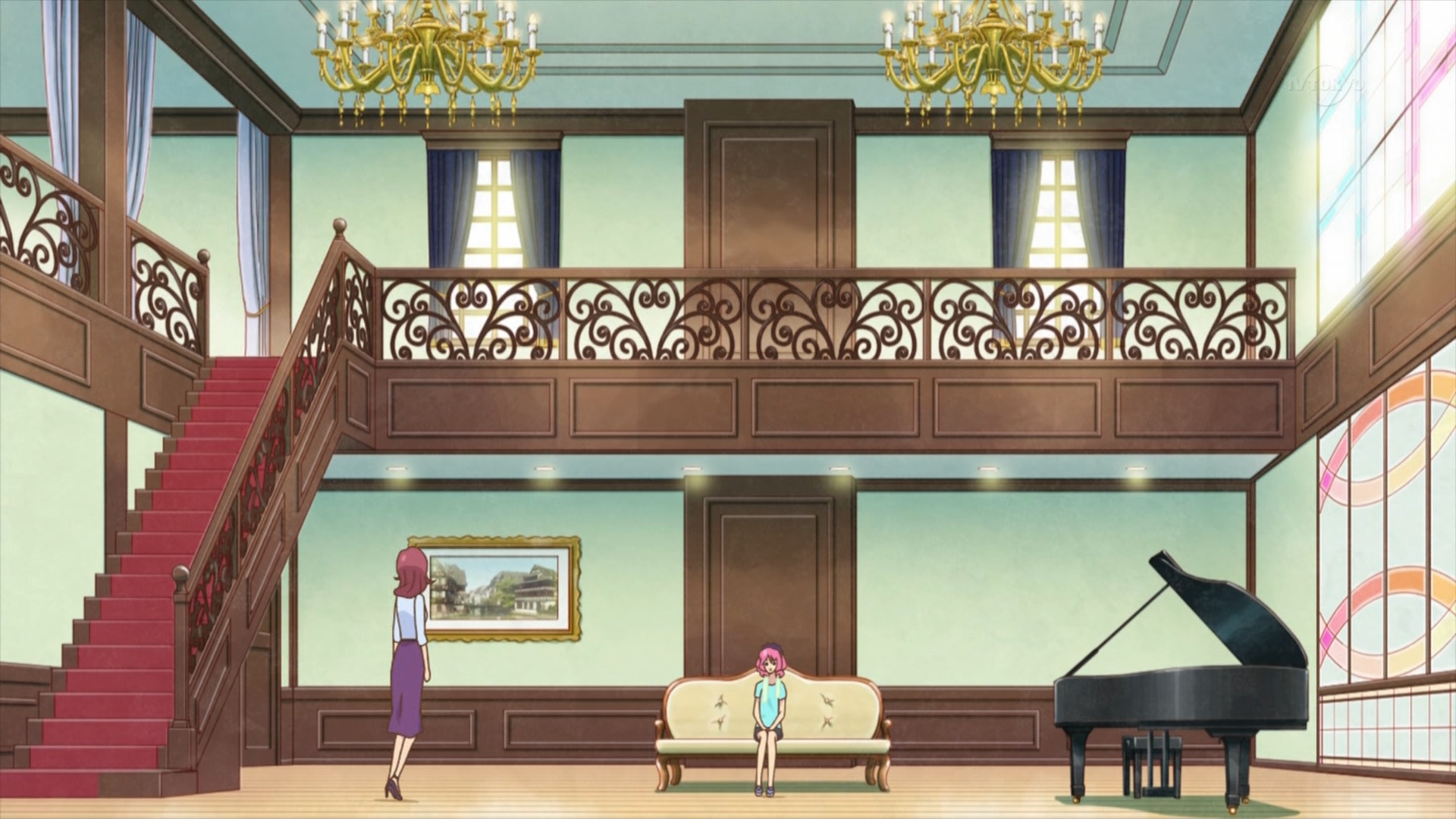 桜庭家(第32話画像)
