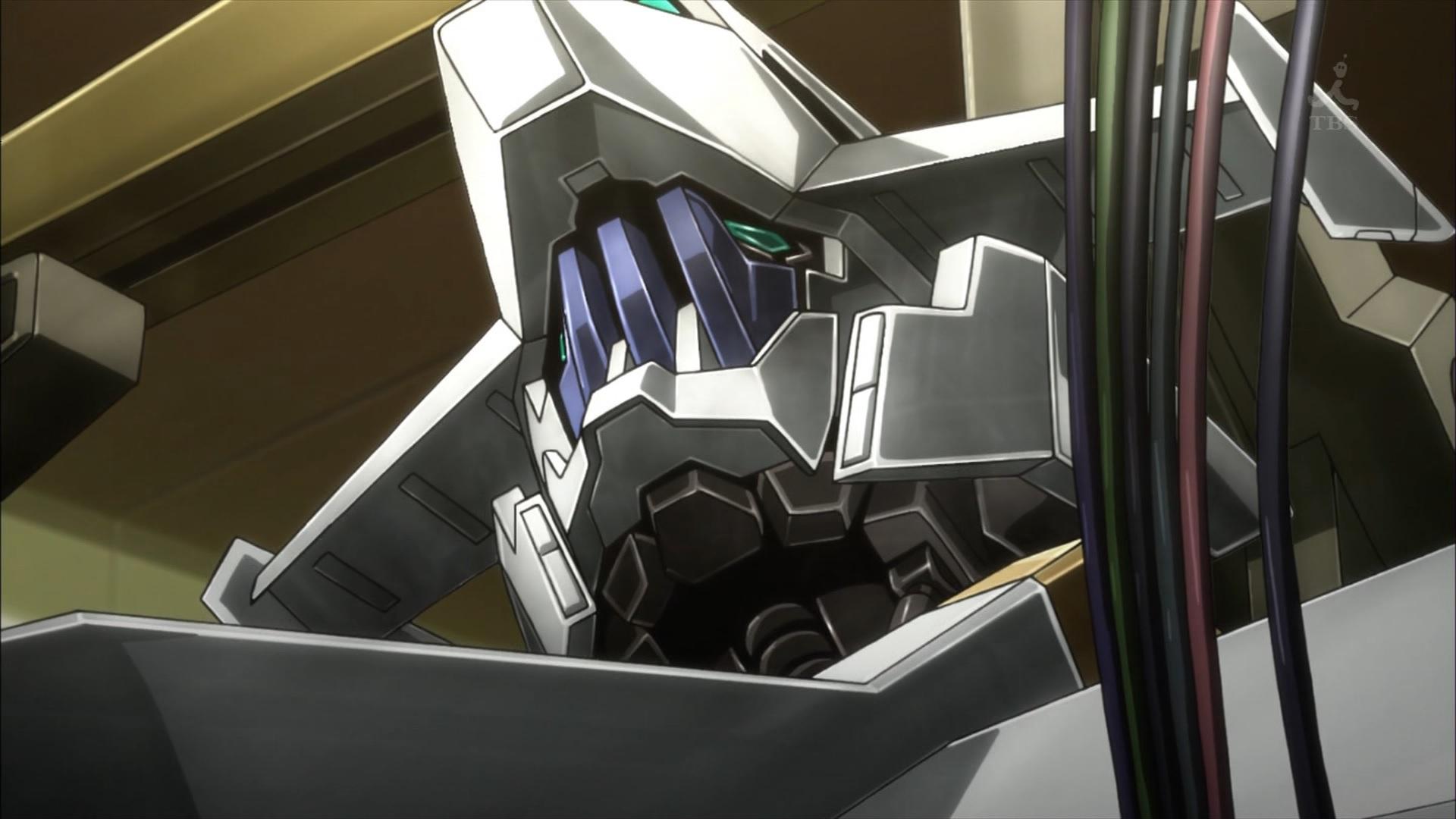 ガンダムフラウロス(第34話画像)