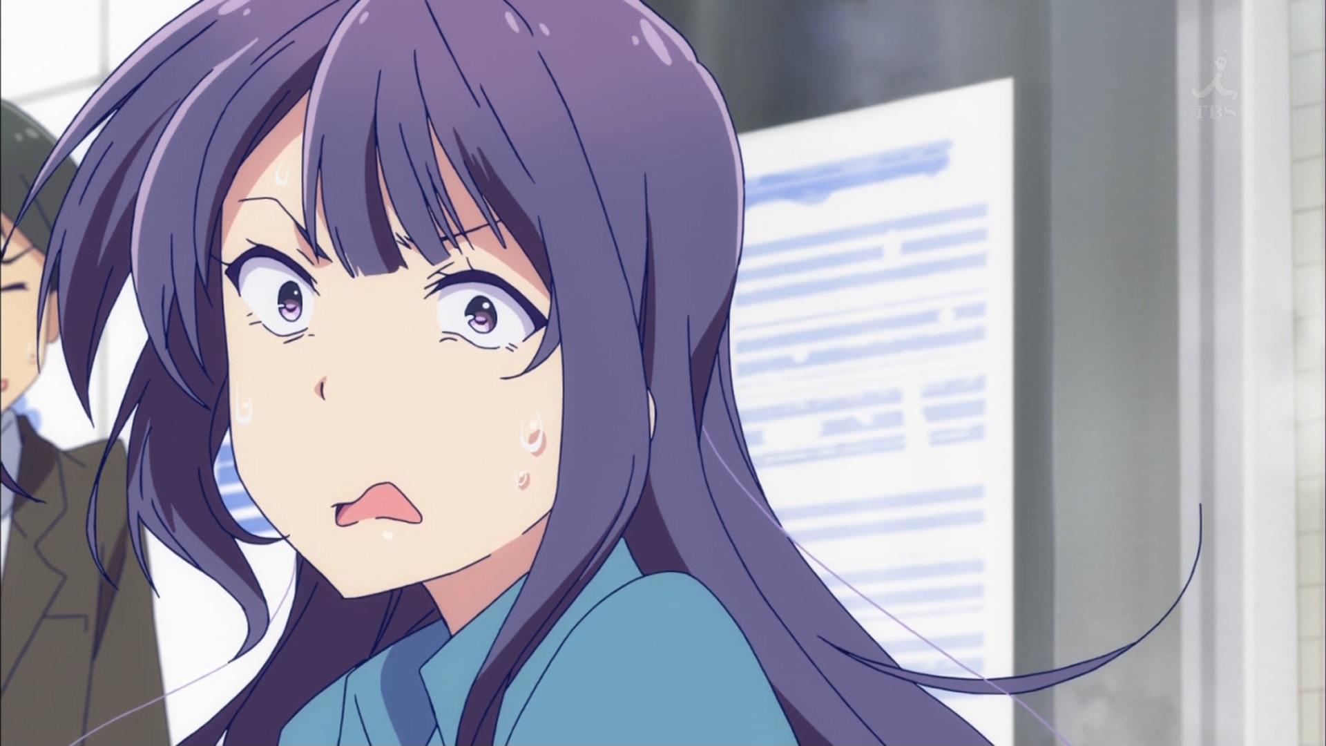 万葉(第7話画像)