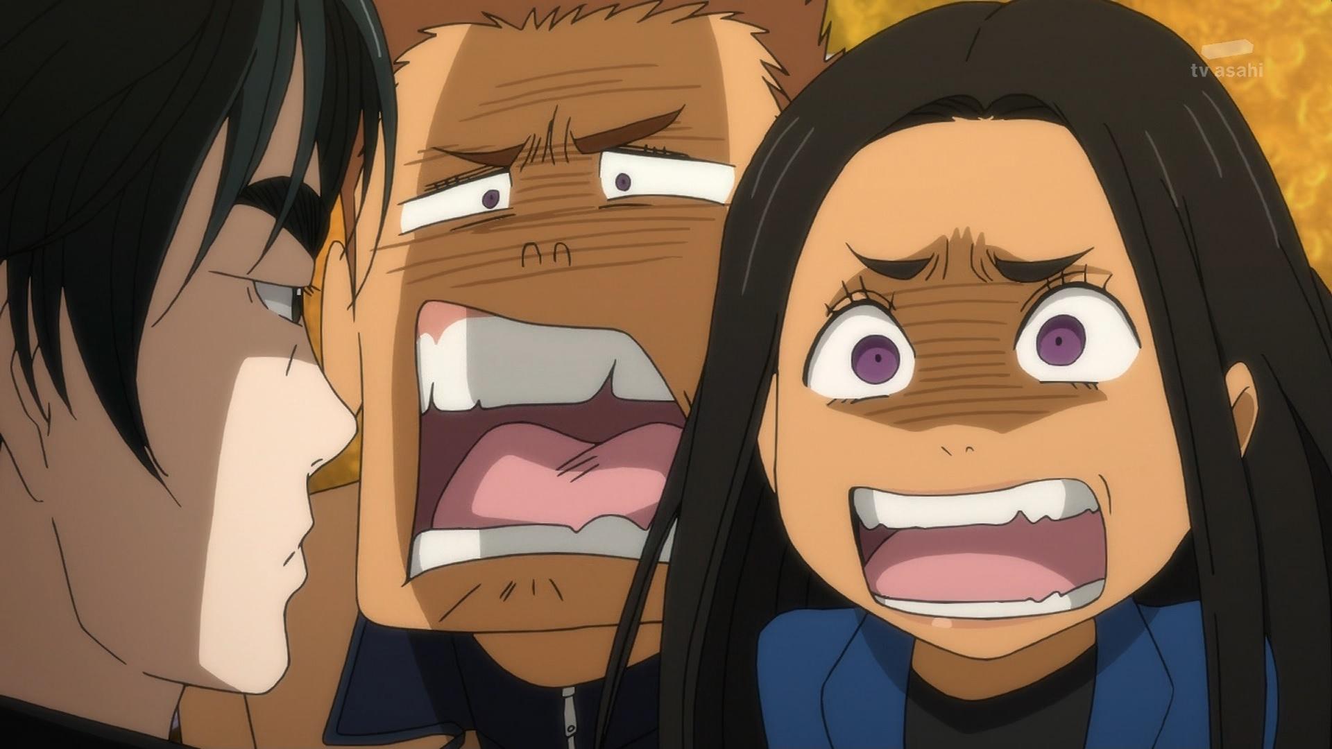 イ・スンギルとミケーレ・クリスピーノと妹サーラ(第8話画像)
