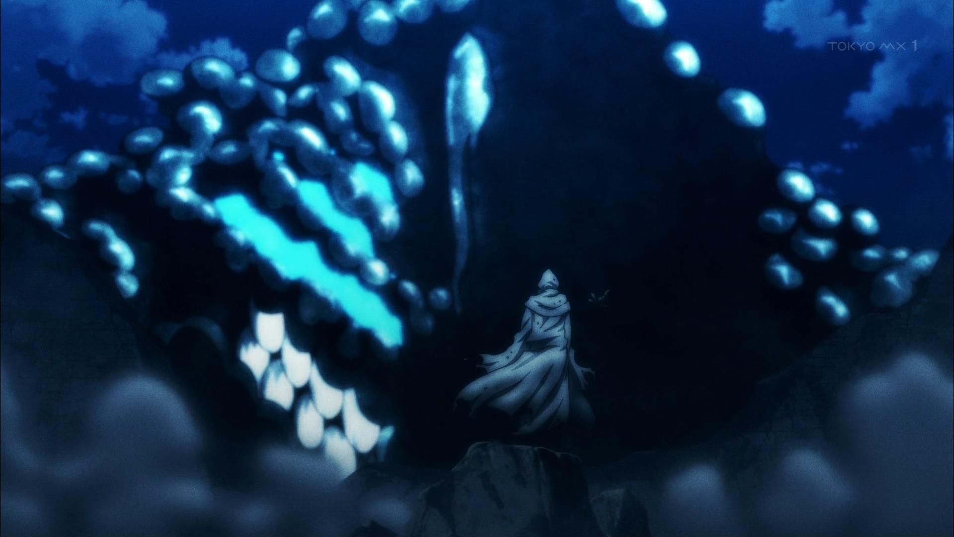 青銅竜(第10話画像)