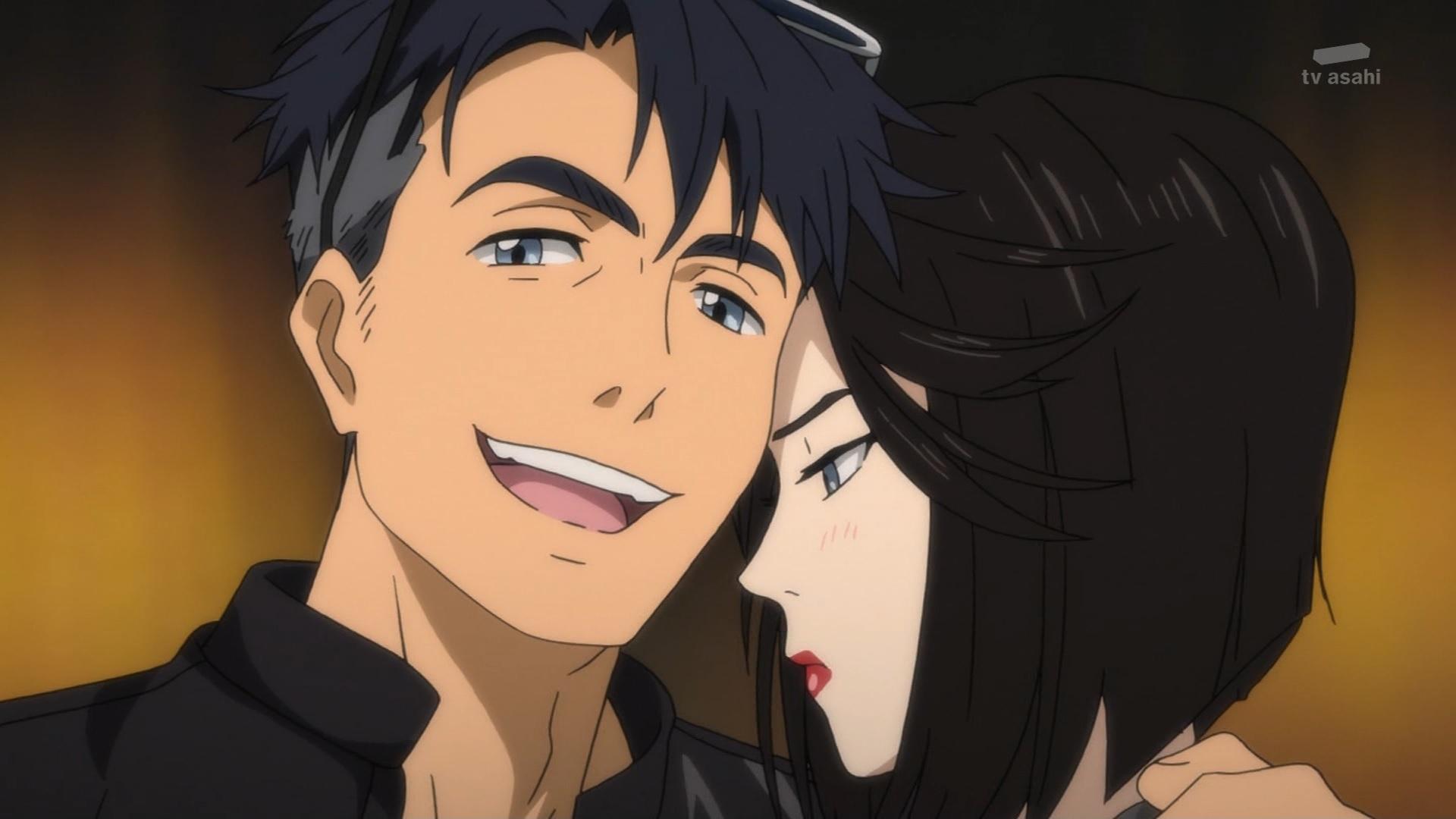 JJと彼女(第10話画像)