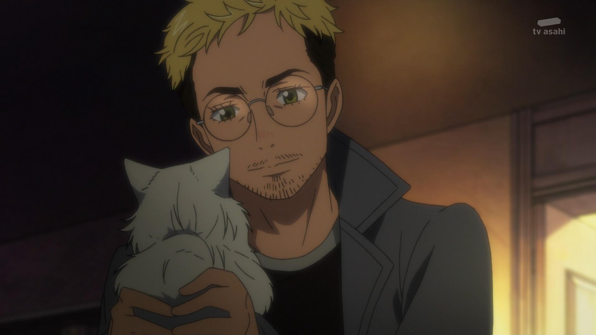 眼鏡クリスと猫(第11話画像)