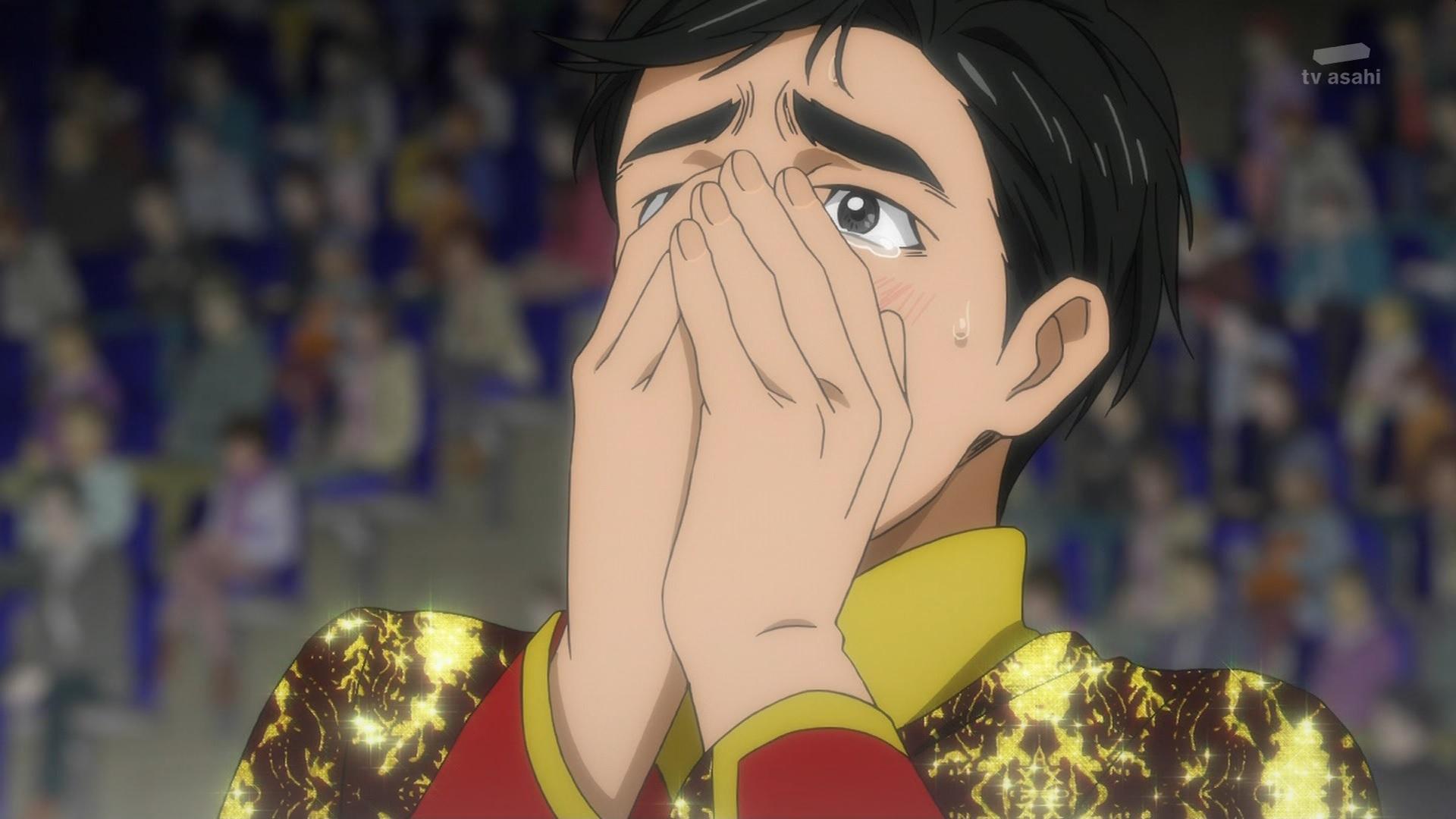 泣くピチット(第11話画像)