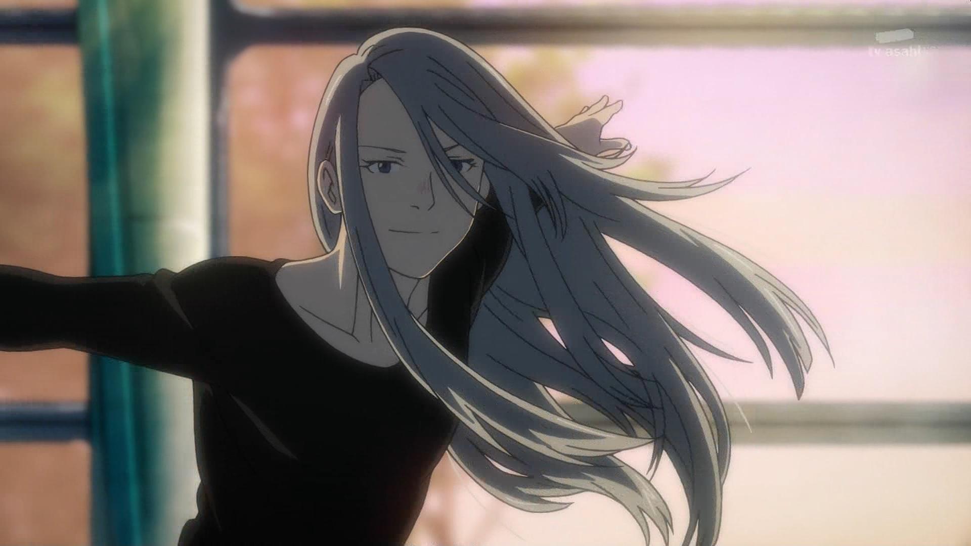 長髪のヴィクトル(第11話画像)