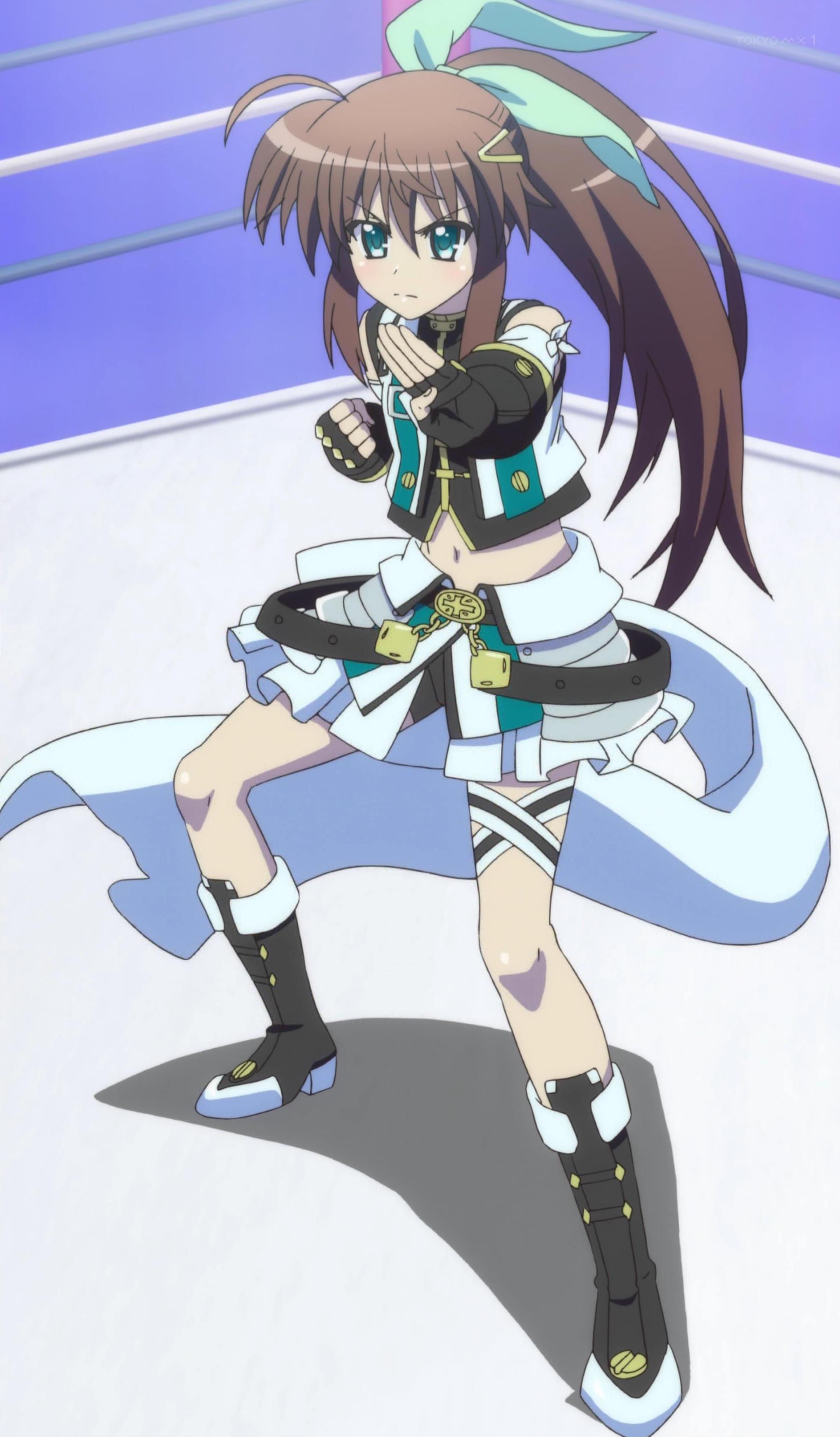 フーカ(第12話画像)