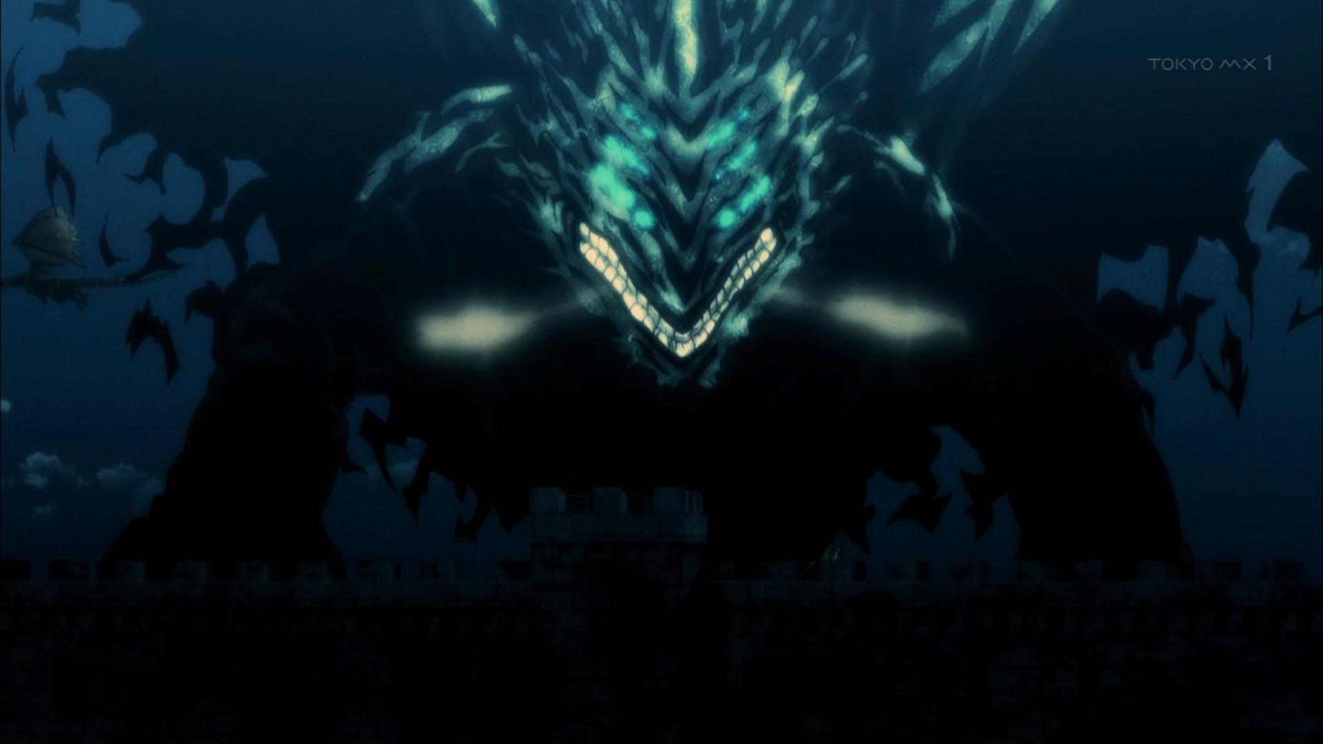 青銅竜(第9話画像)