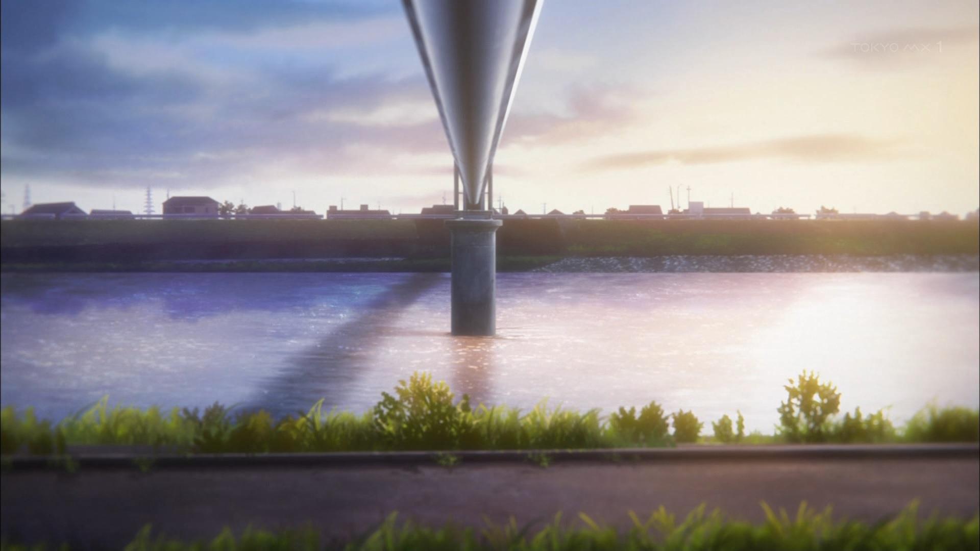 ユーフォニアムの背景(第9話画像)