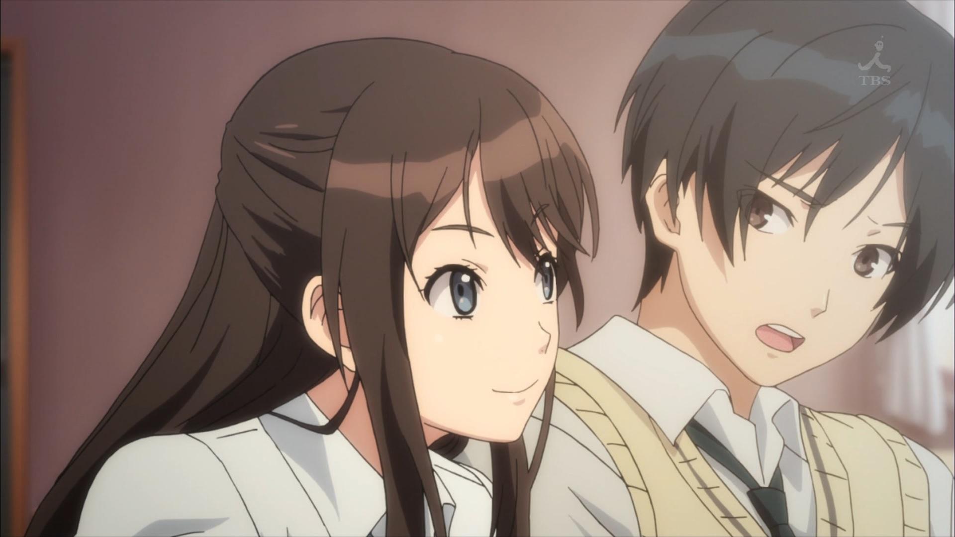 常木耀と七咲郁夫(第1話画像)