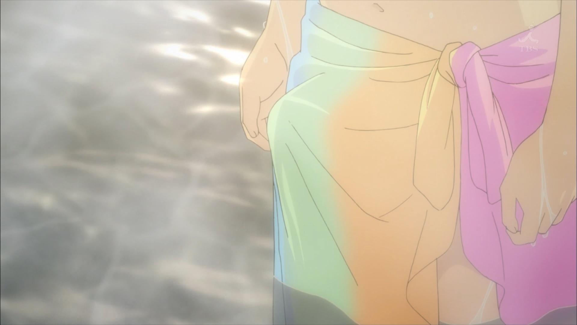 嘉味田正一のパレオ(第3話画像)