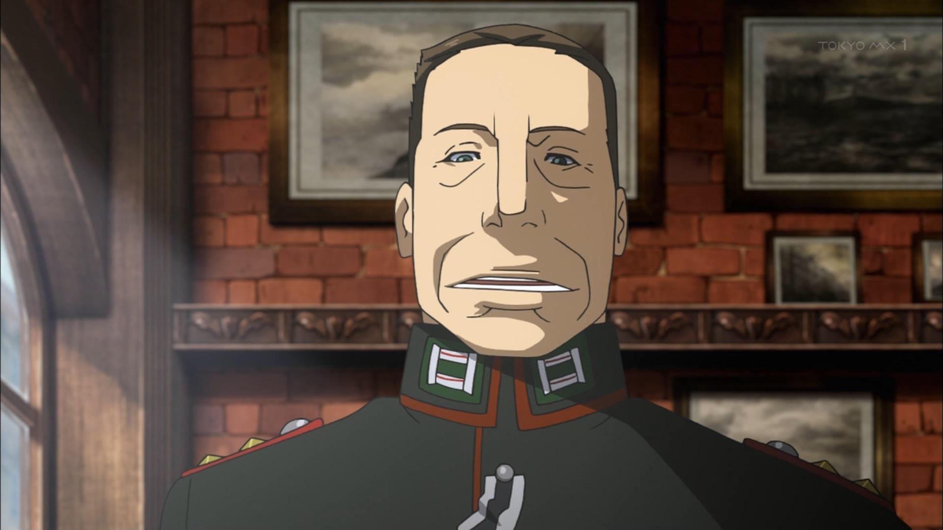 ウーガ大尉(第4話画像)