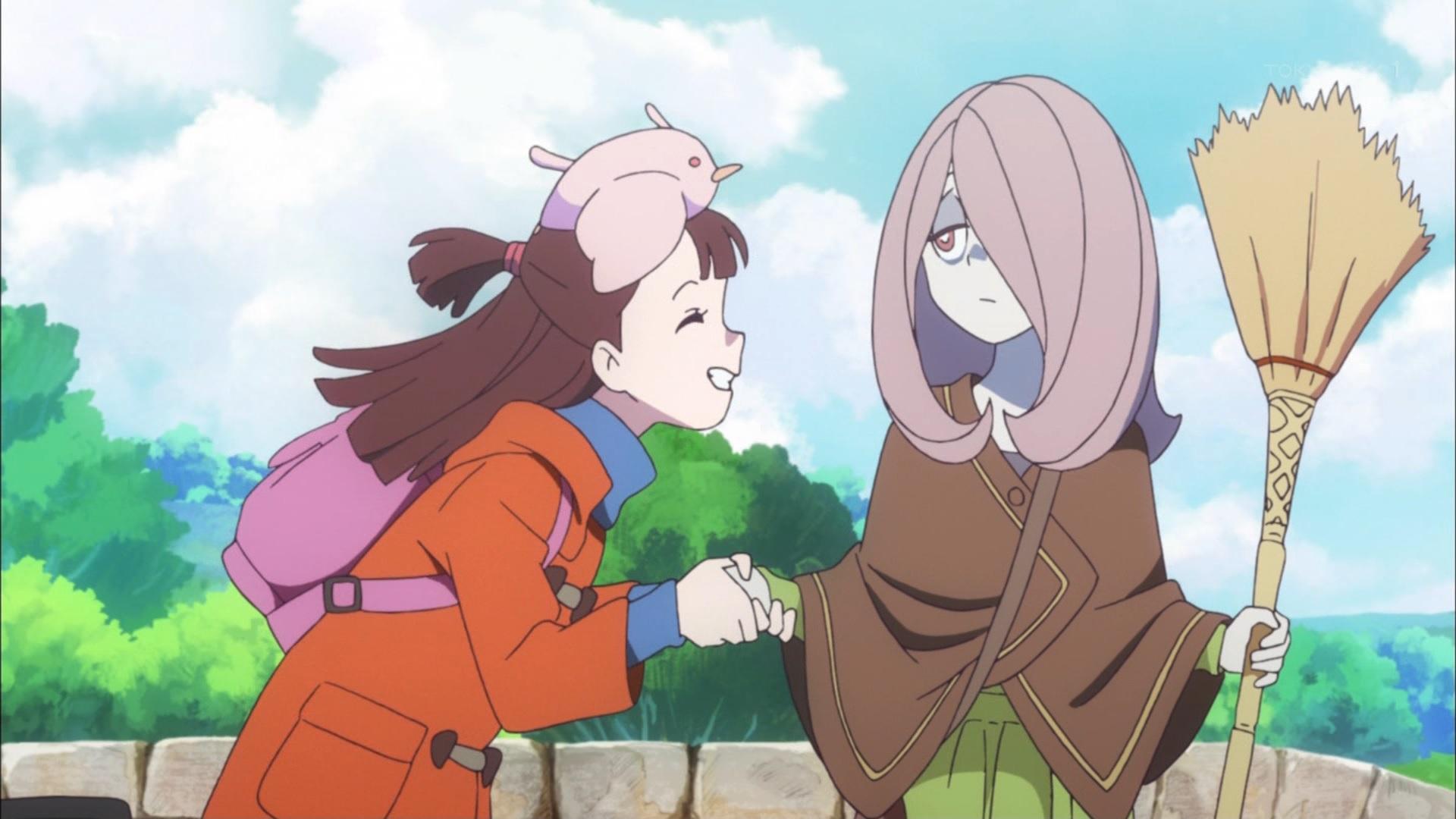 アッコとスーシィ(第1話画像)