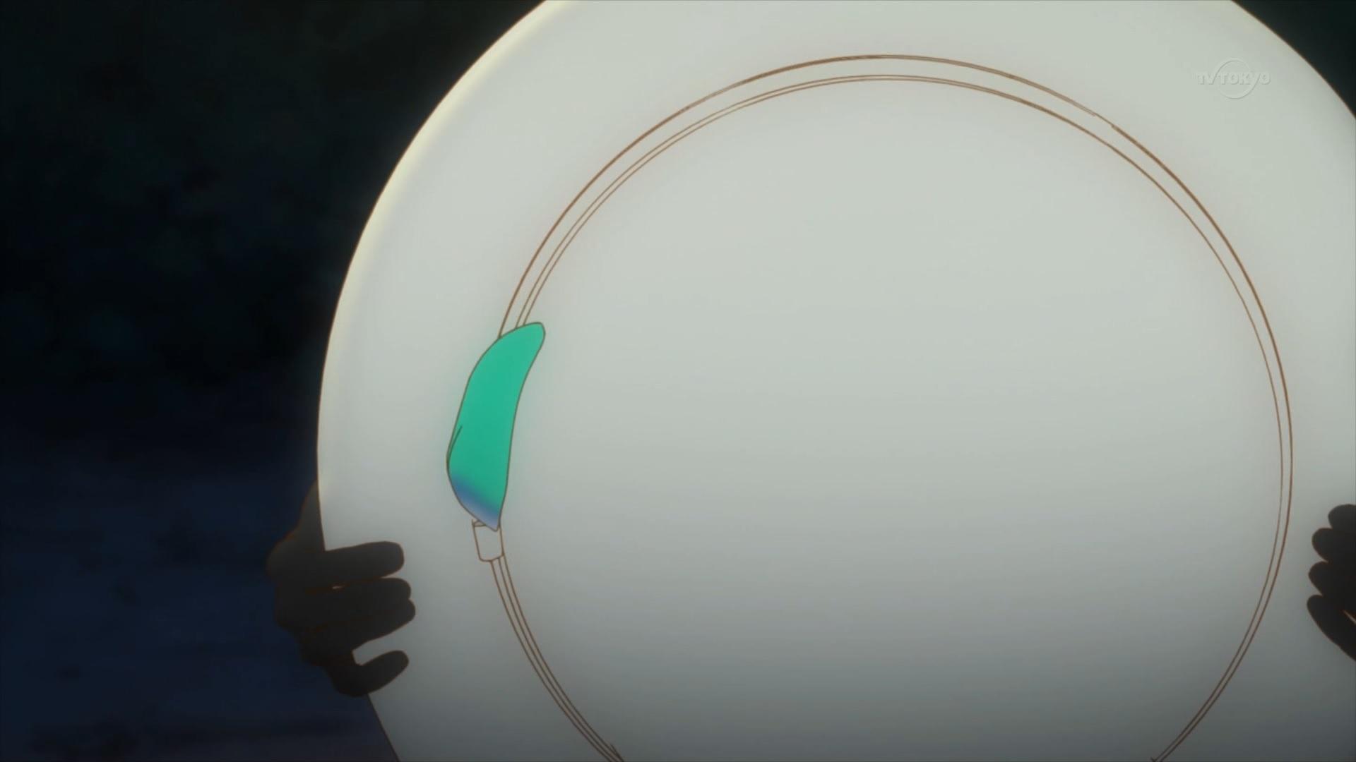 かばんちゃんの帽子(第2話画像)