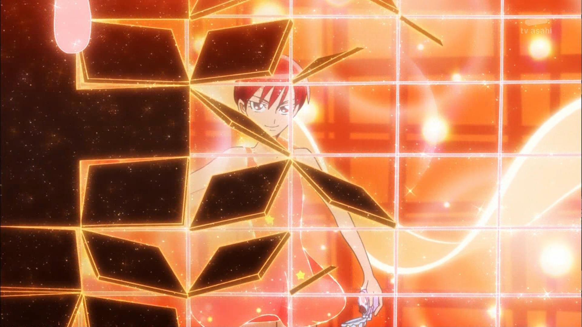 キュアショコラの変身バンク(キラキラプリキュアアラモード6話画像)