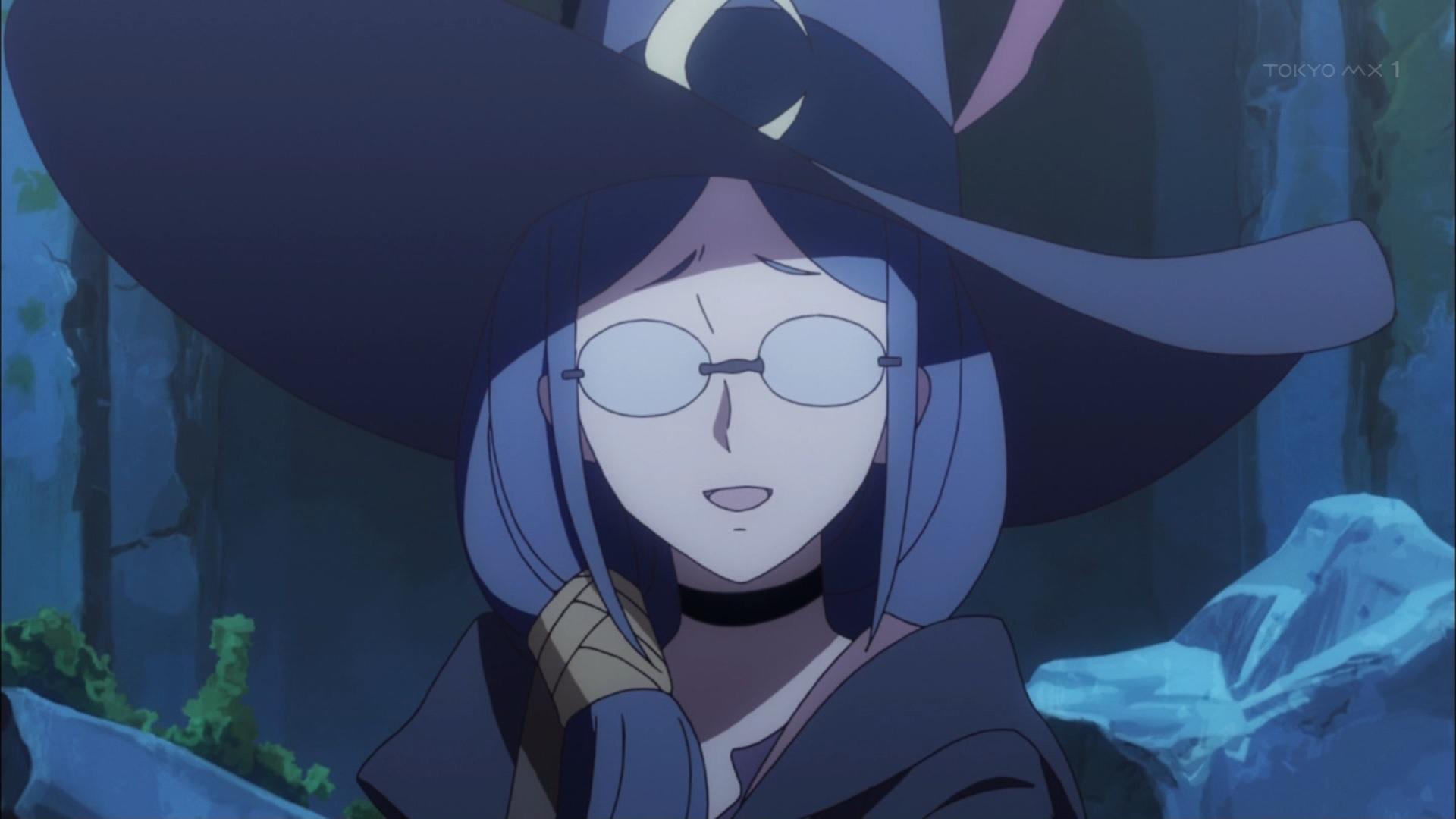 アーシュラ先生(第6話画像)