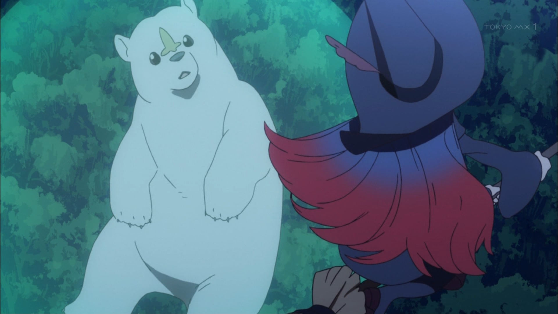 アーシュラとシャリオ(第6話画像)