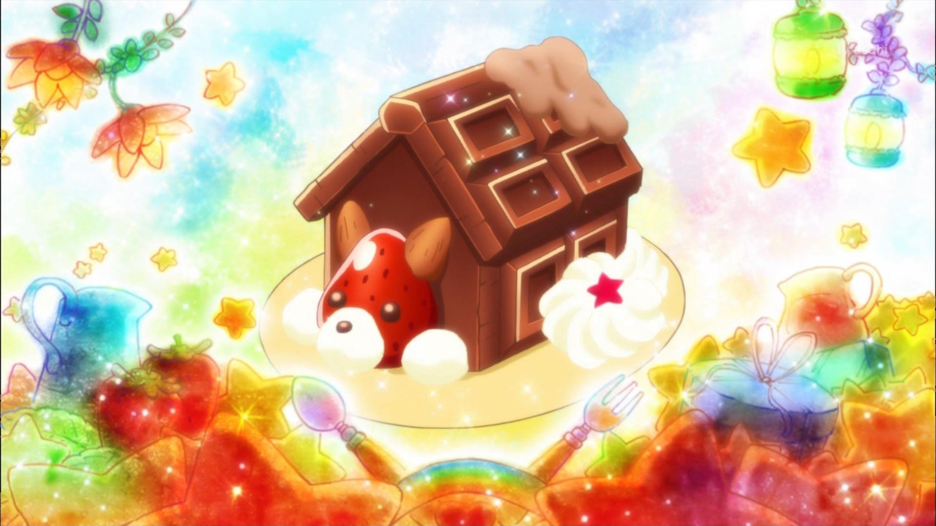 いぬチョコレート(キラキラプリキュアアラモード6話画像)