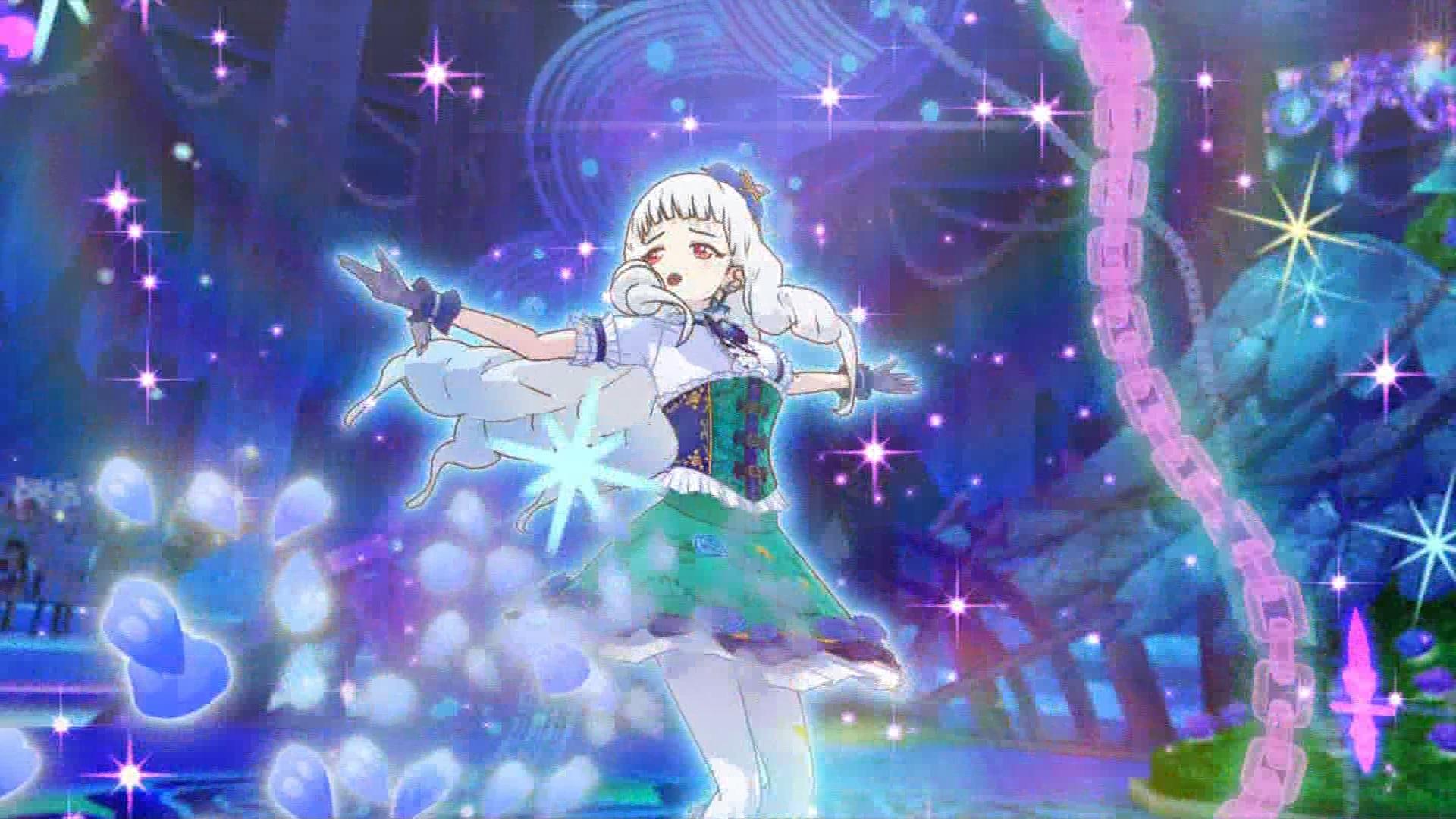 白銀リリィのDreaming bird(アイカツスターズ48話画像)