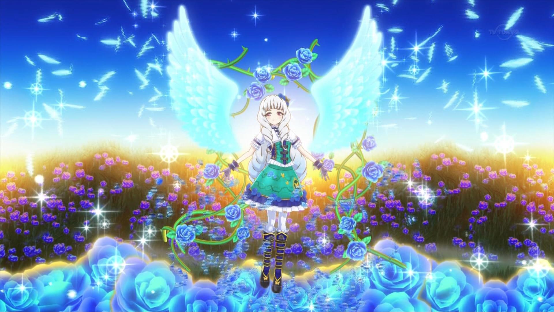 白銀リリィのスターアウェイクメイデン(アイカツスターズ48話画像)