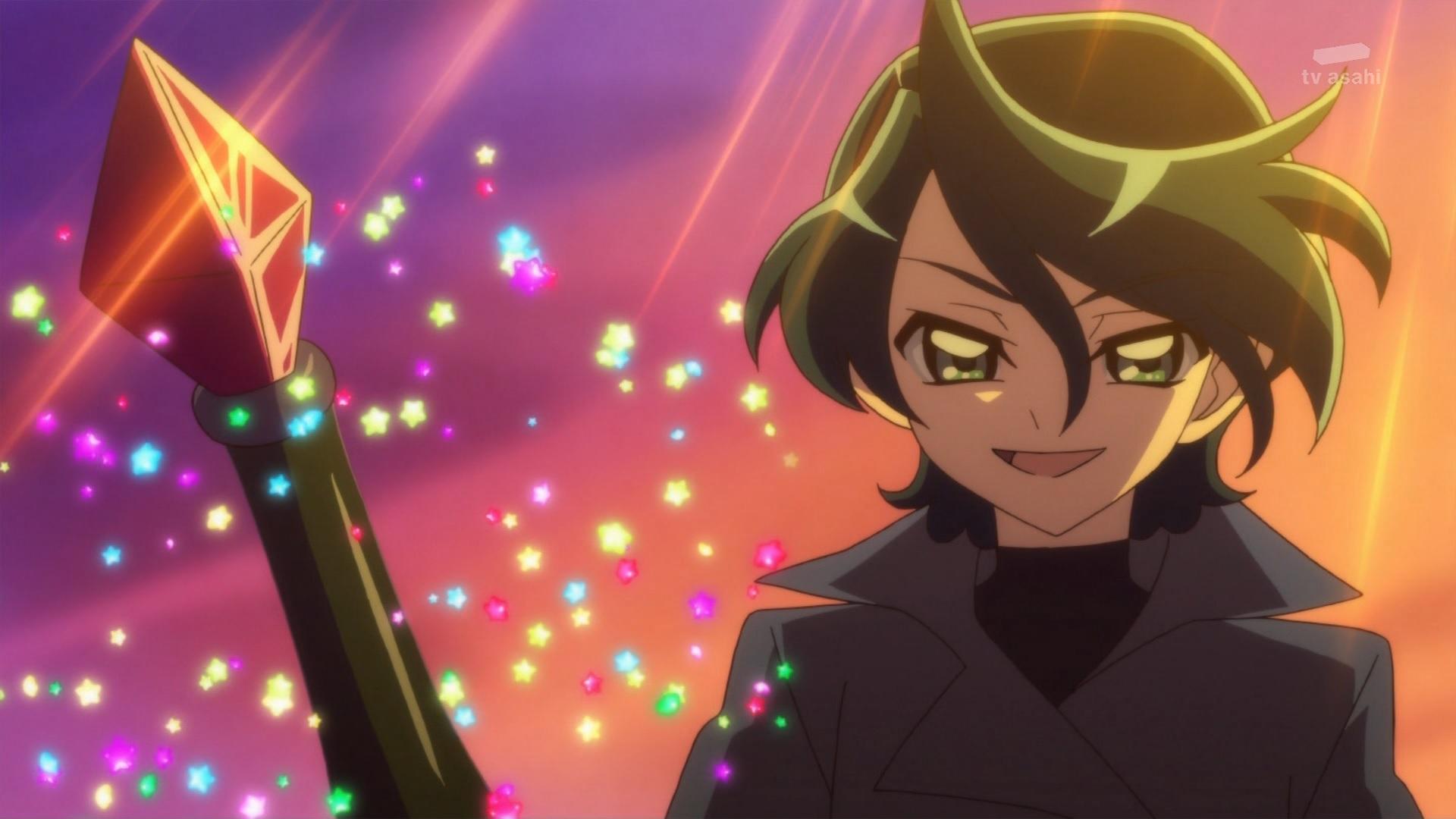 黒樹リオ(キラキラプリキュアアラモード12話画像)