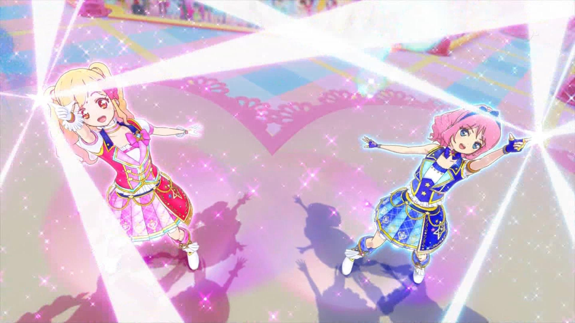 STARDOM!(アイカツスターズ52話画像)
