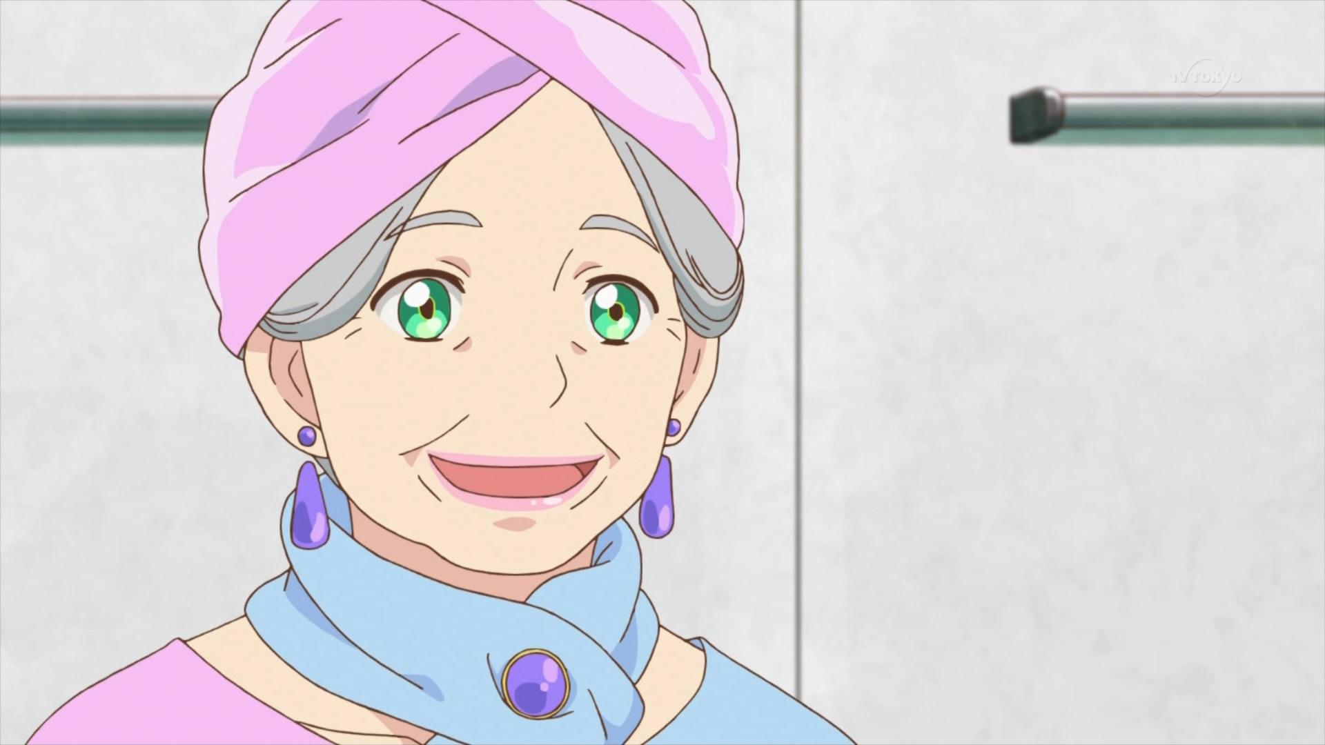 風上結子(アイカツスターズ53話画像)