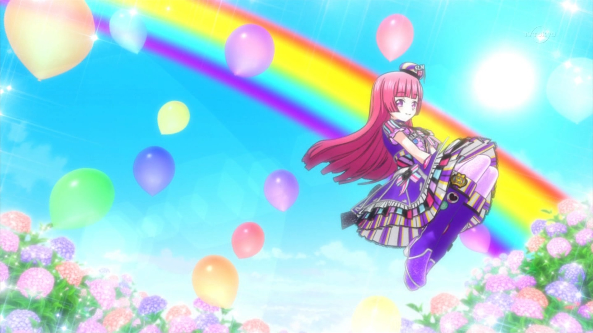 Red Flash Revolutionを歌う北条そふぃ(5)