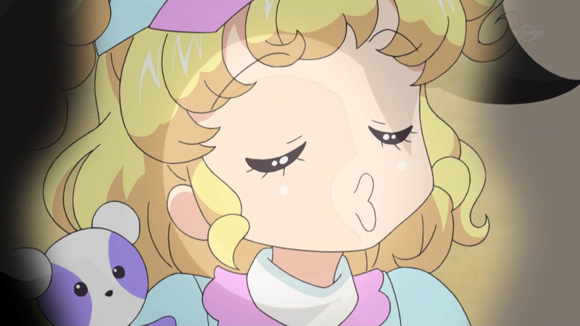 地獄ミミ子を妨害する夢川ゆい,アイドルタイムプリパラ11話より