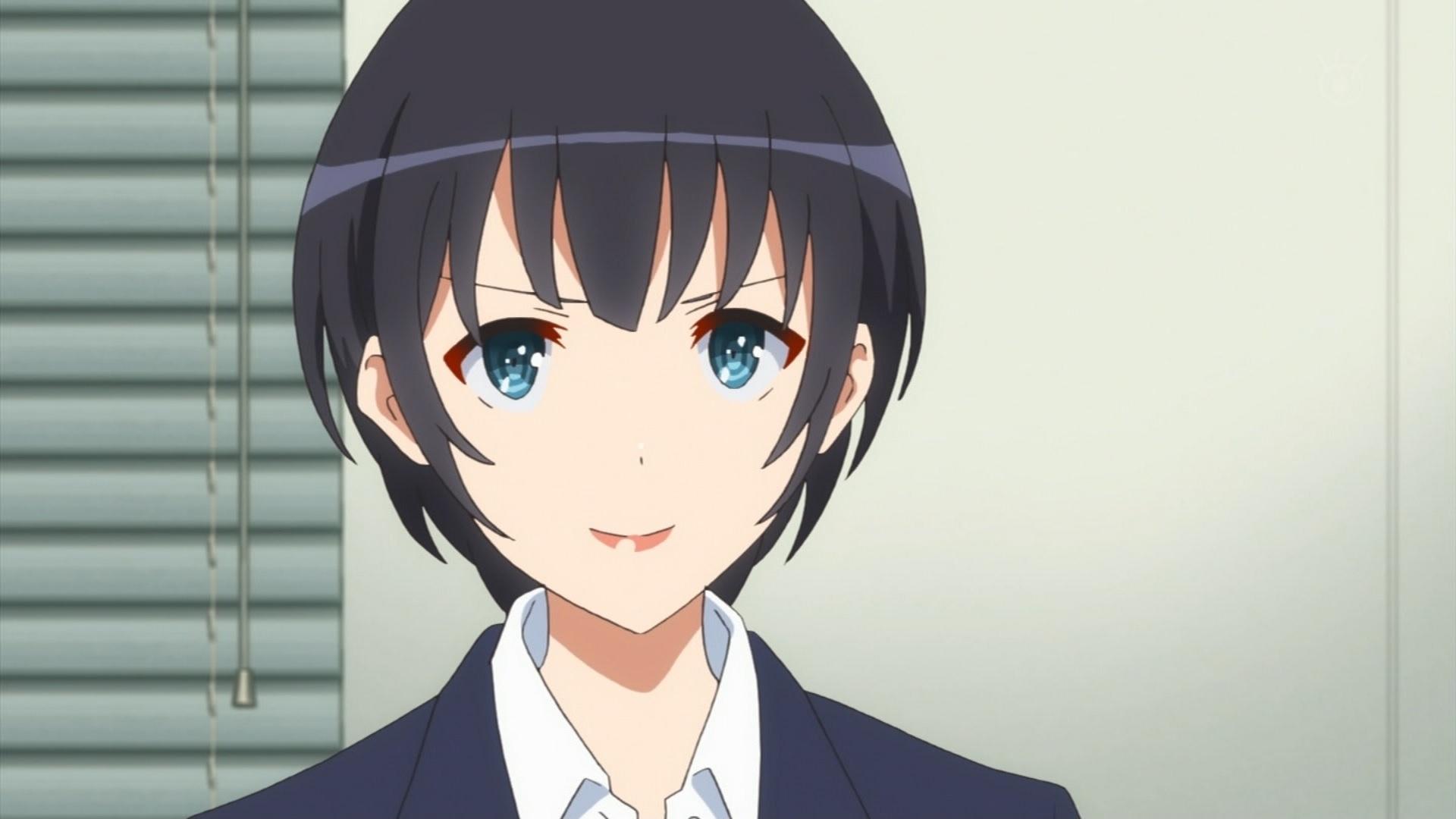 町田苑子,冴えない彼女の育てかた9話より