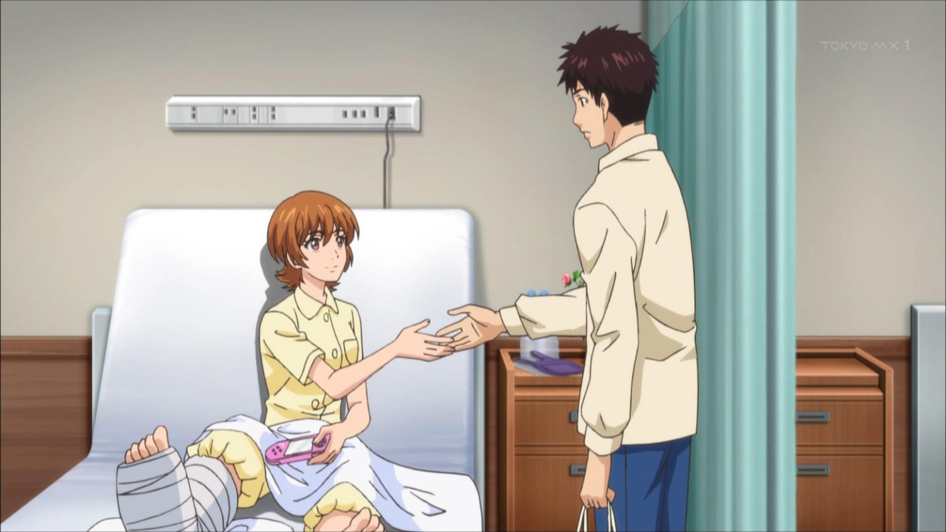 稲葉夕士と入院した田代さん