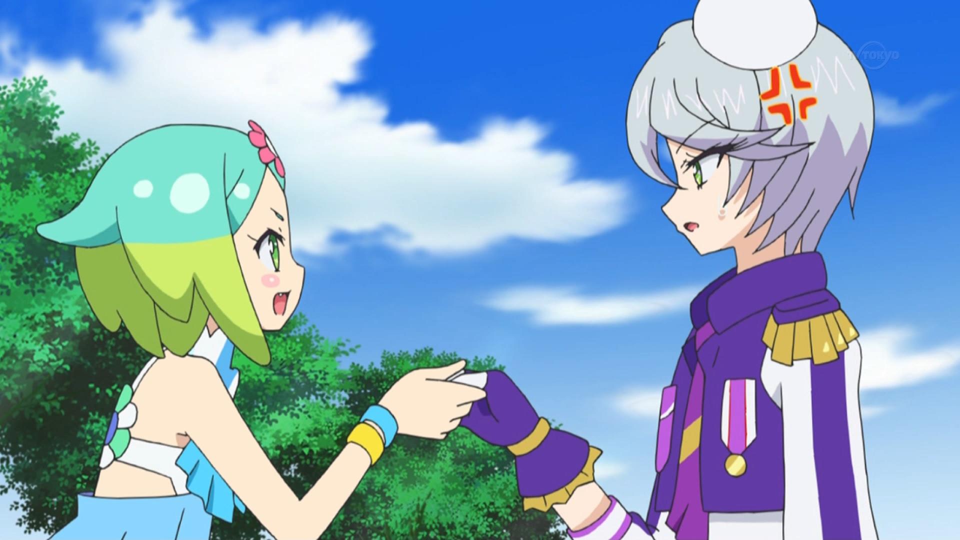 虹色にのと紫京院ひびき