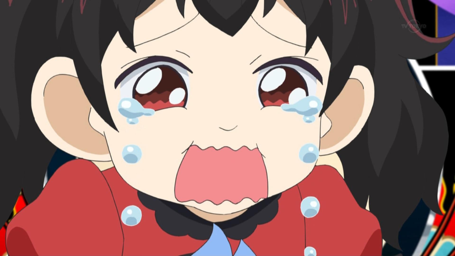 泣く地獄ミミ子