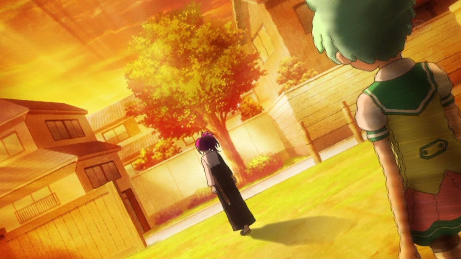 東堂シオンを見つめる虹色にの