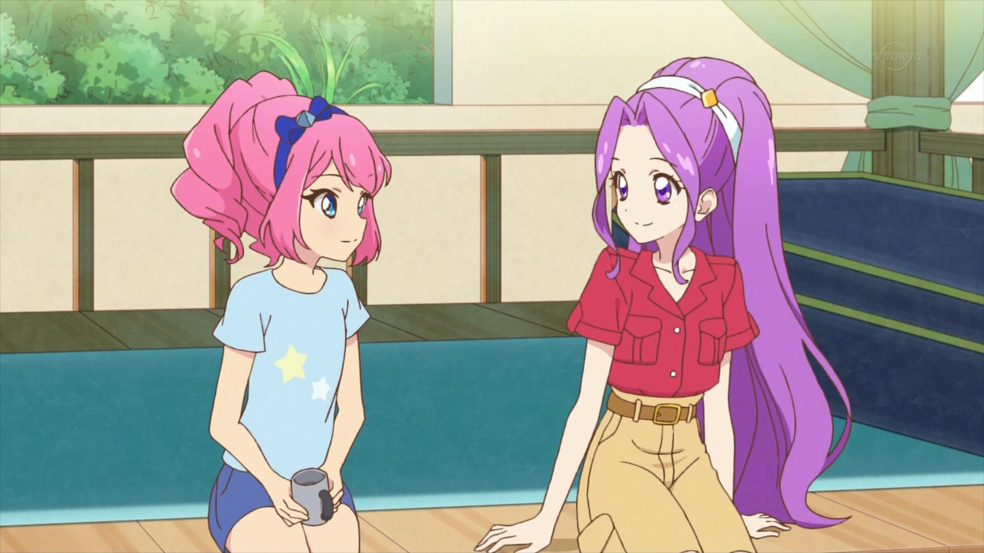 ローラと神崎美月