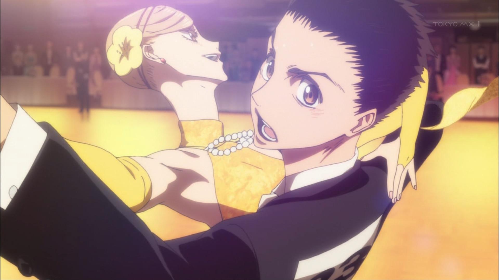 踊る赤城真子と富士田多々良