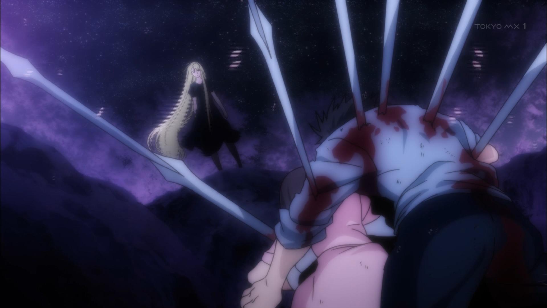 刀太の両親と雪姫