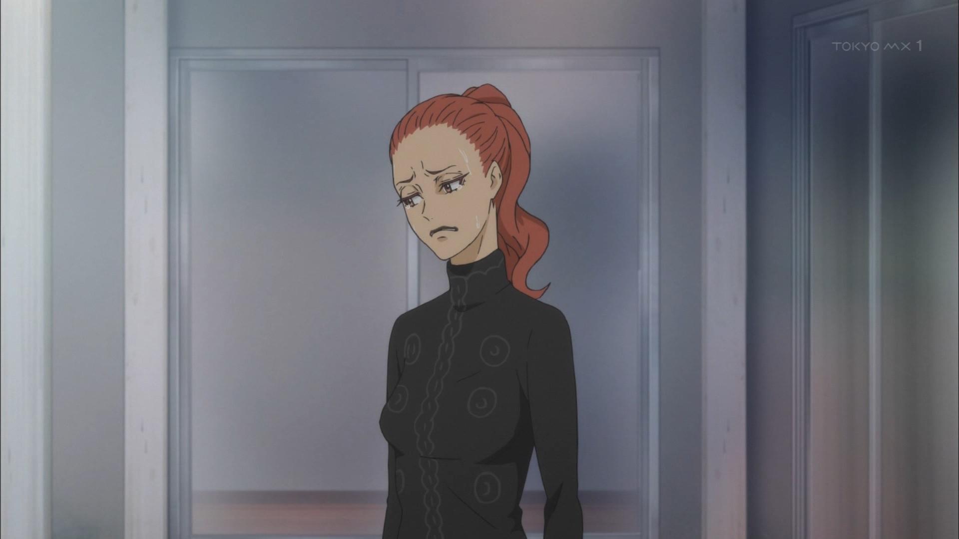 泣く緋山千夏